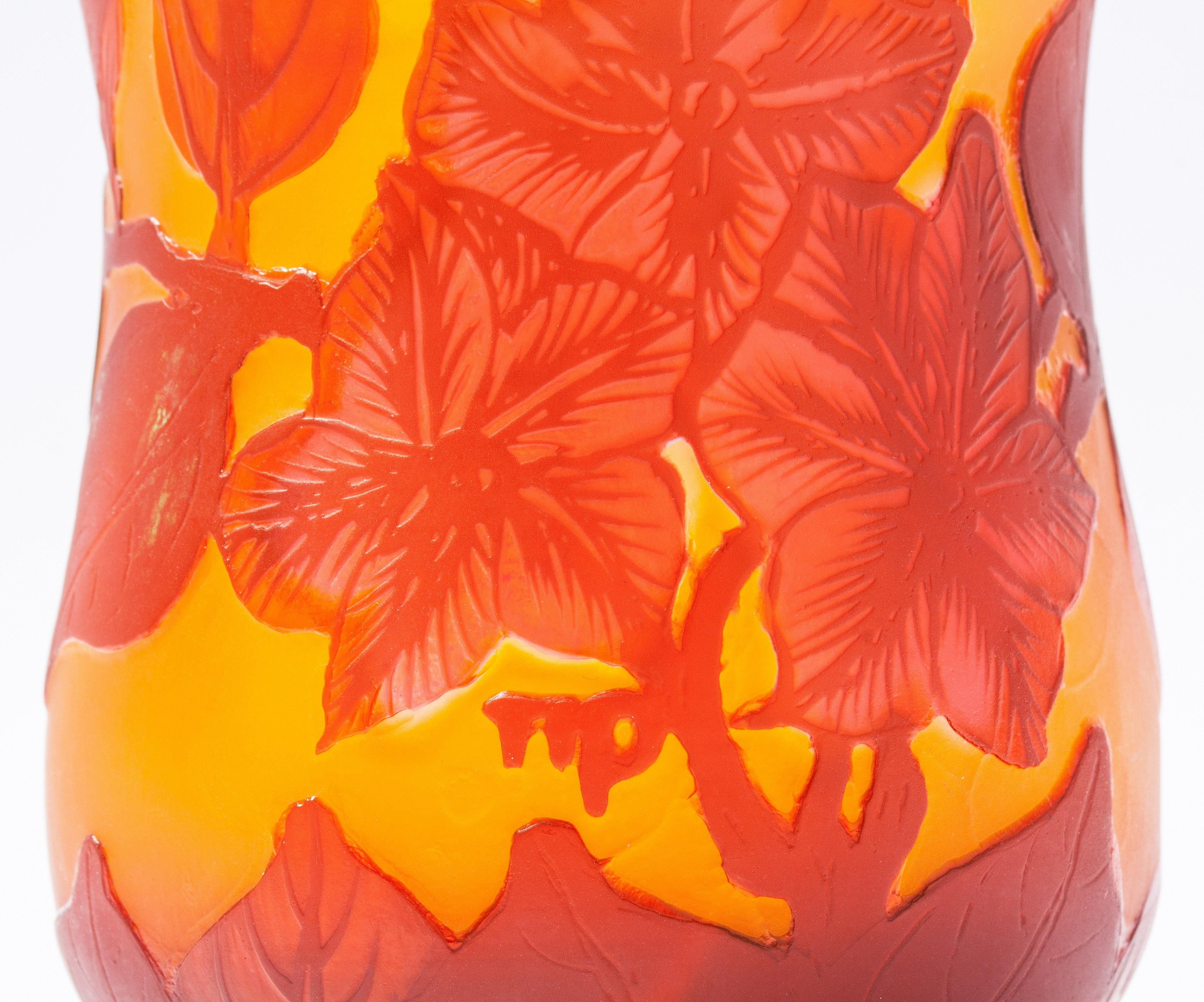 Оранжевые вазы картинки