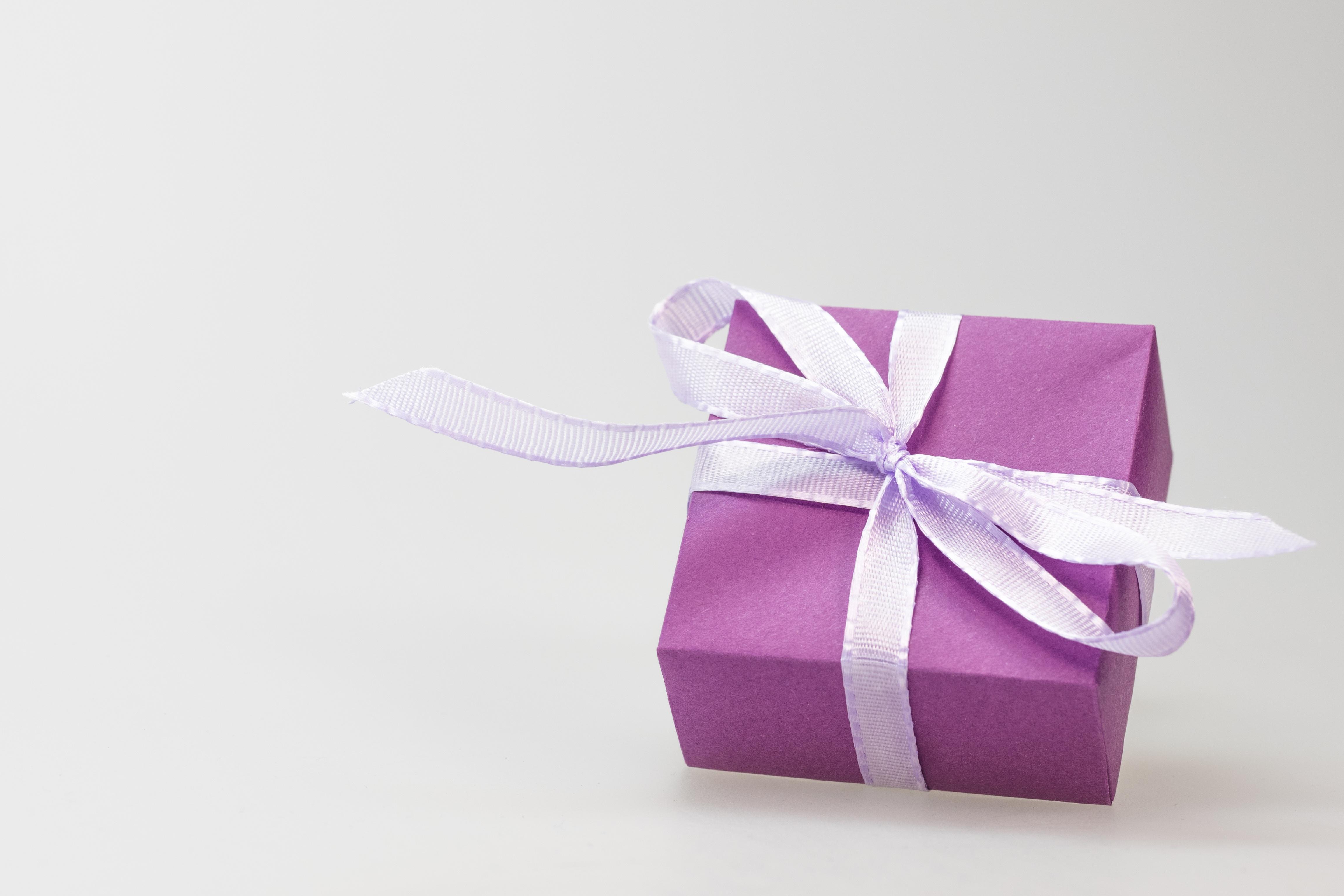 Free images flower purple petal gift box pink paper ribbon flower purple petal gift box pink paper ribbon present art magenta packaging negle Choice Image