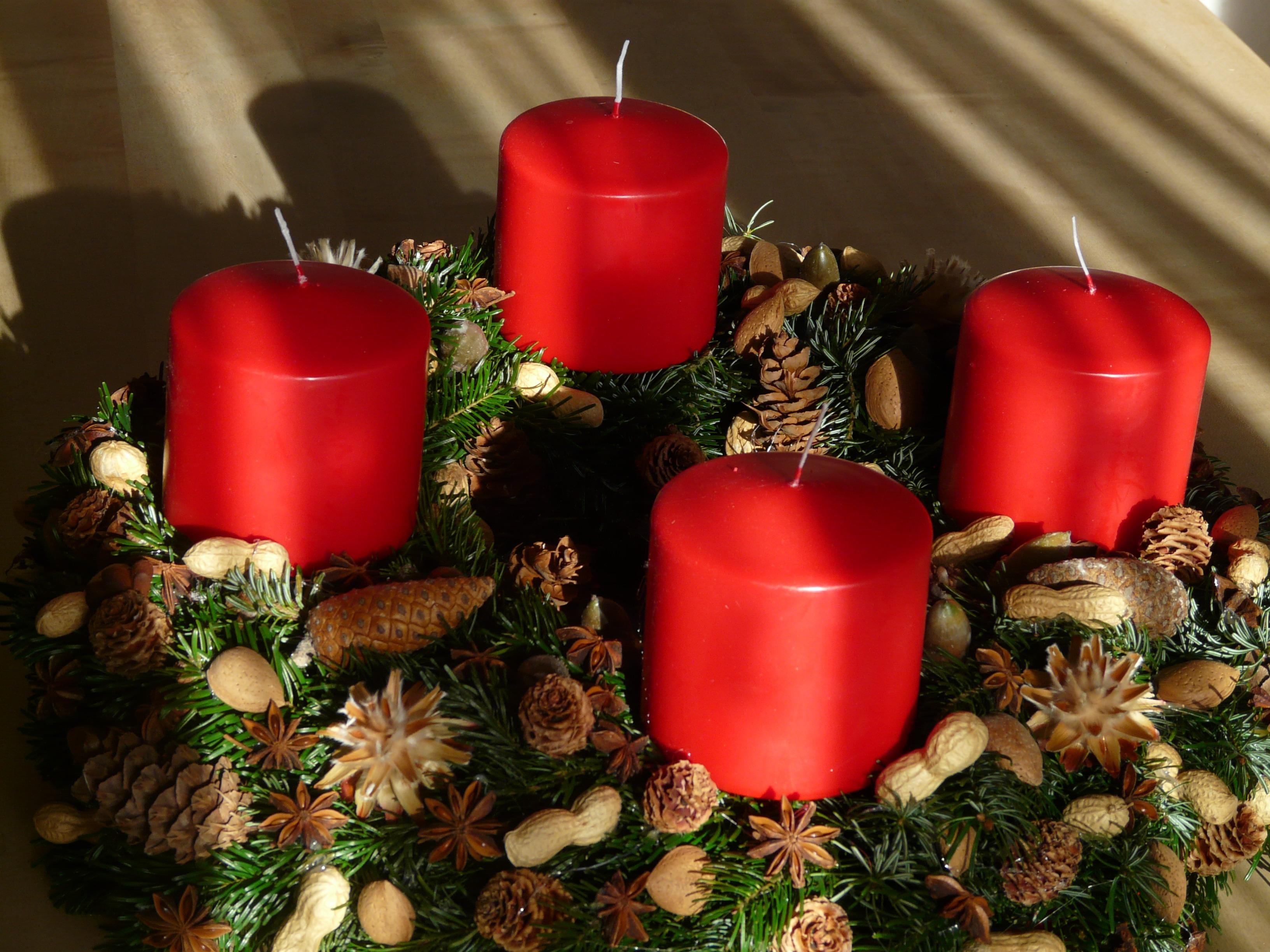 free images flower red holiday candle lighting. Black Bedroom Furniture Sets. Home Design Ideas