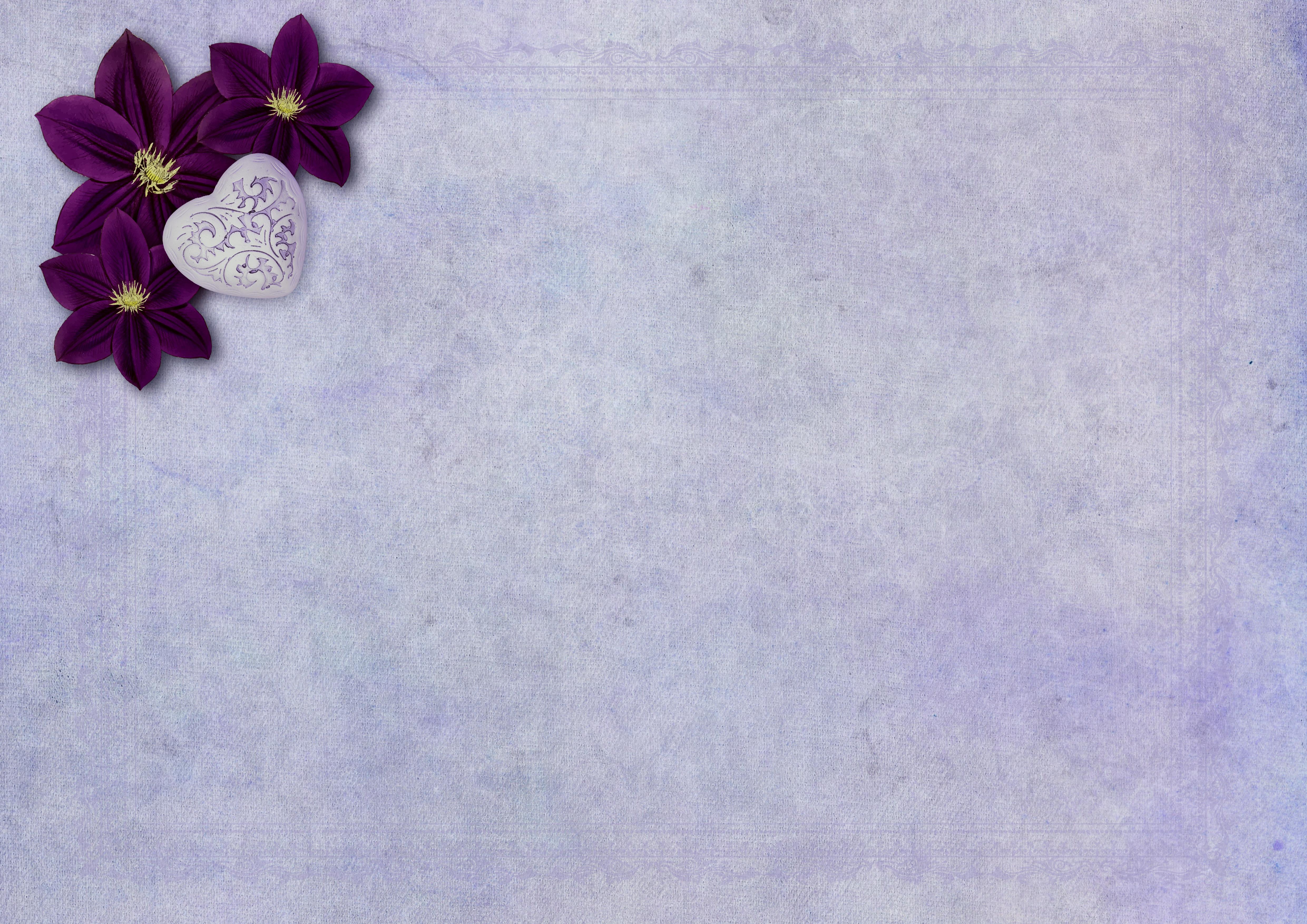 รูปภาพ หัวใจ เฟรม กระดาษ ตกแต่ง การ์ดอวยพร วันเกิด