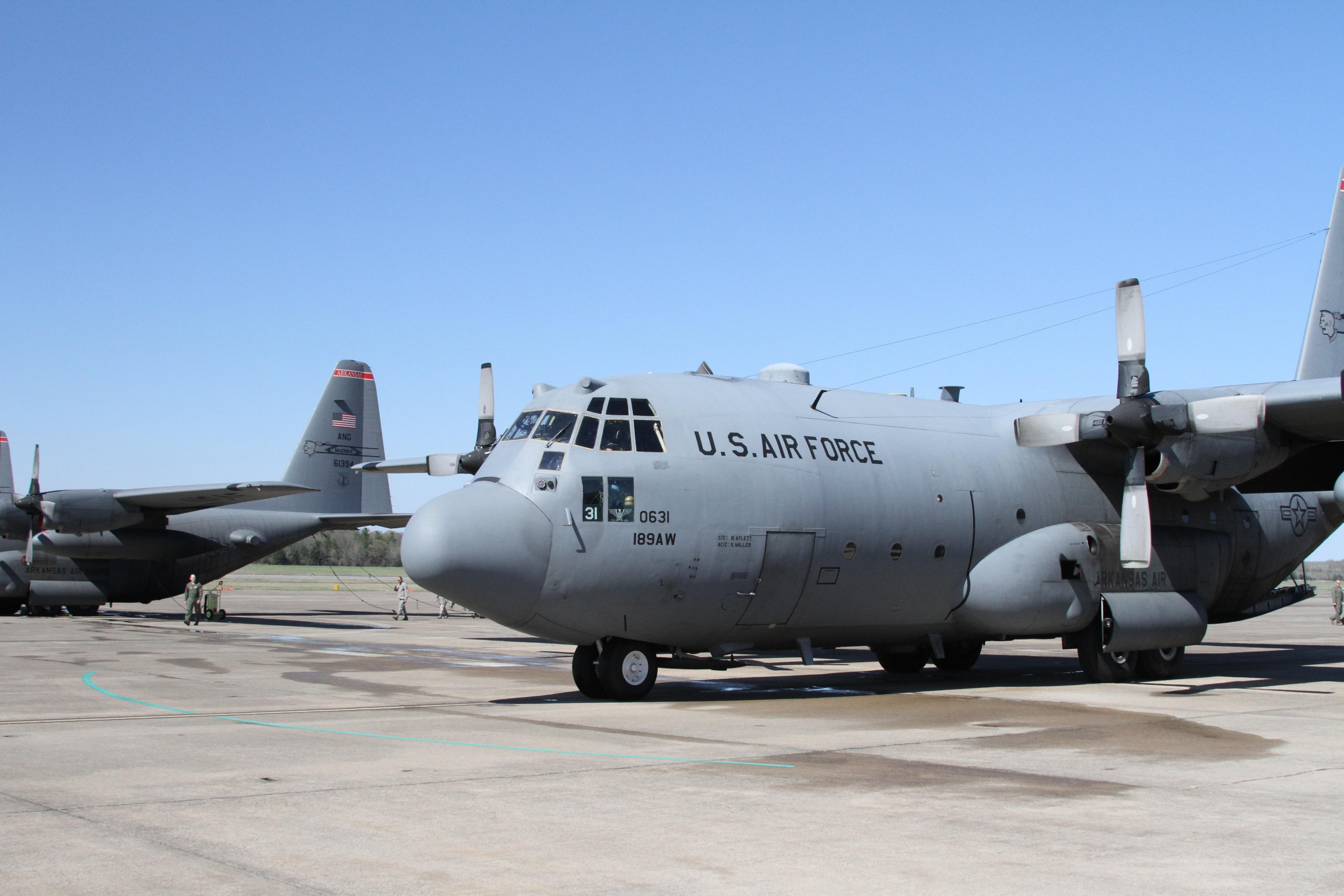 C130  Honeywell Aerospace