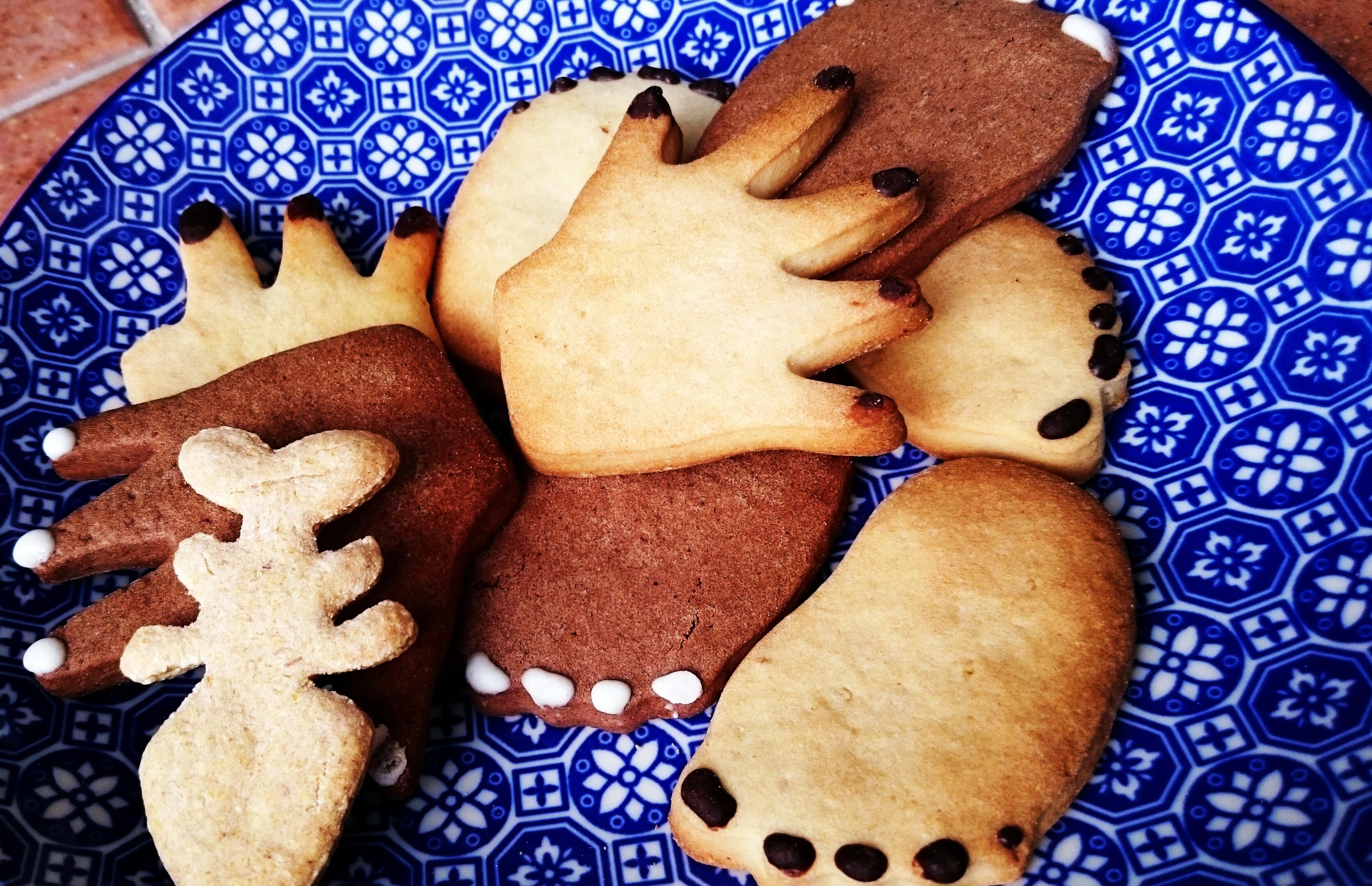 Сахарное печенье своими руками