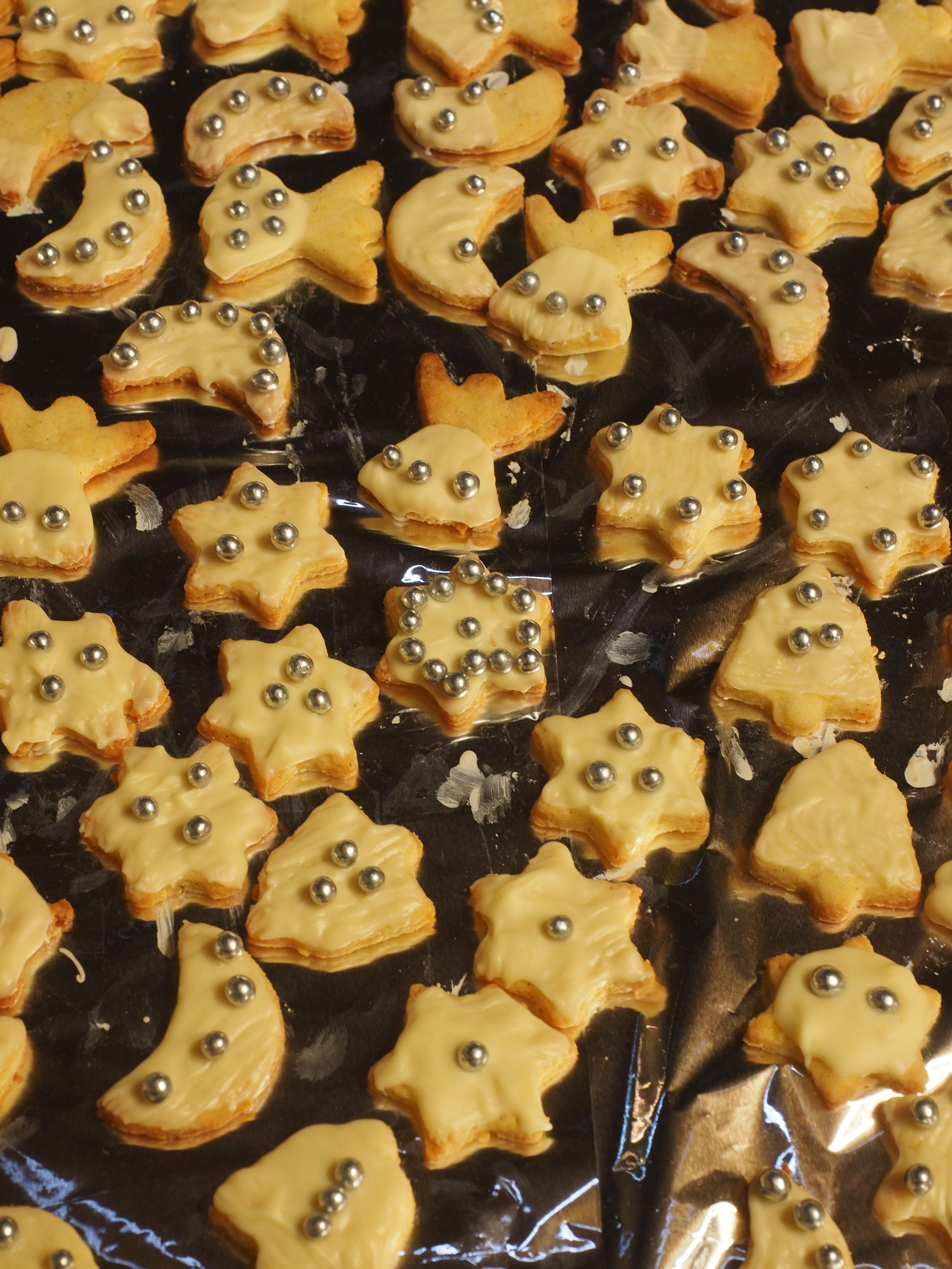 Weihnachtsplätzchen Mit Schokolade.Kostenlose Foto Lebensmittel Schokolade Backen Weihnachten