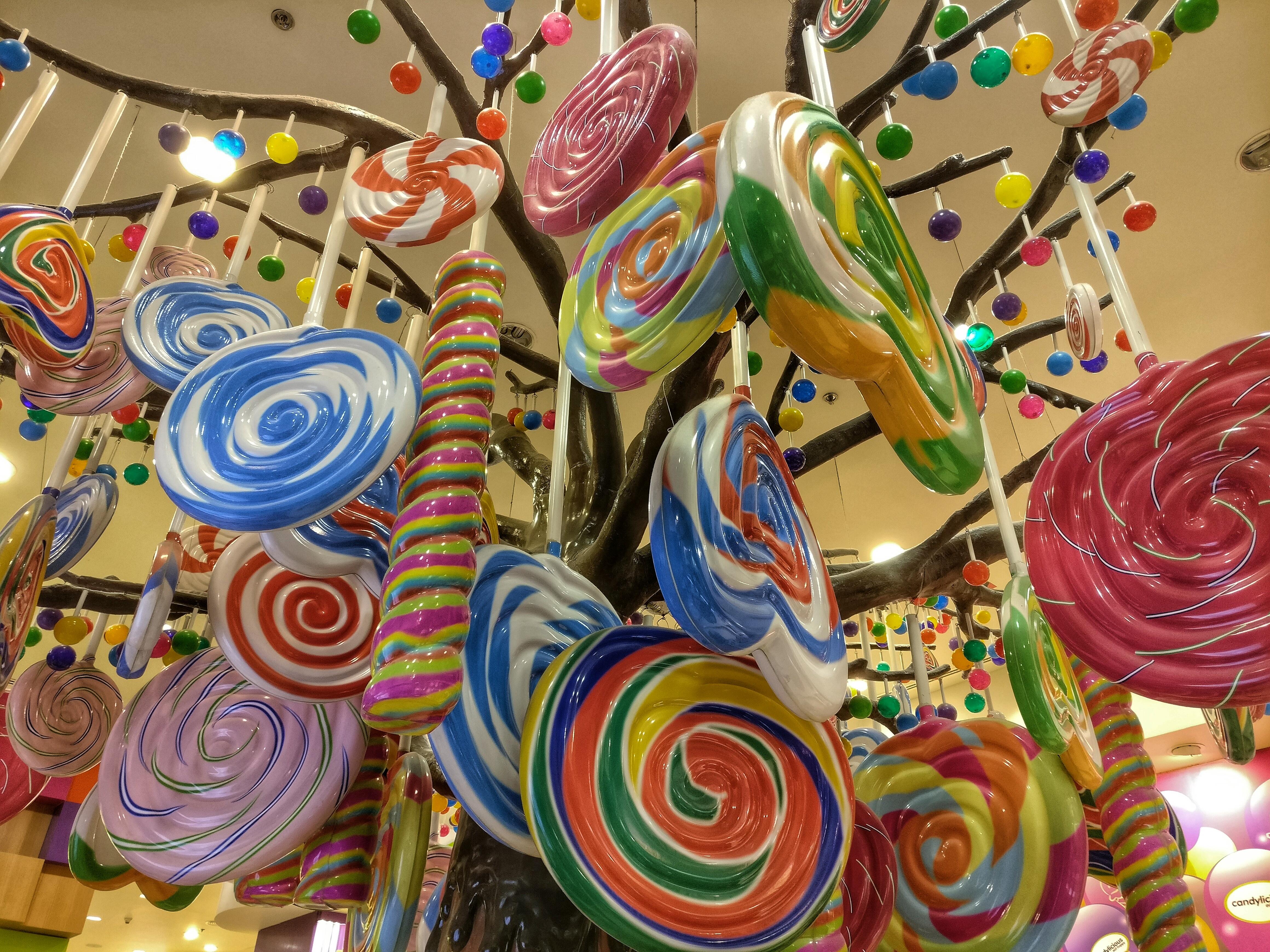 Super Images Gratuites : aliments, Couleur, dessert, sucette, bonbons  TQ19