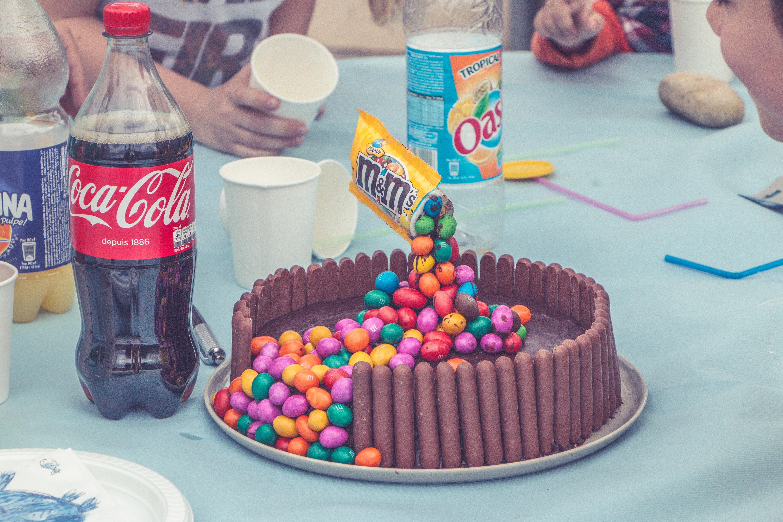 Gratis Afbeeldingen Eten Kleur Drinken Blauw Nagerecht Cake