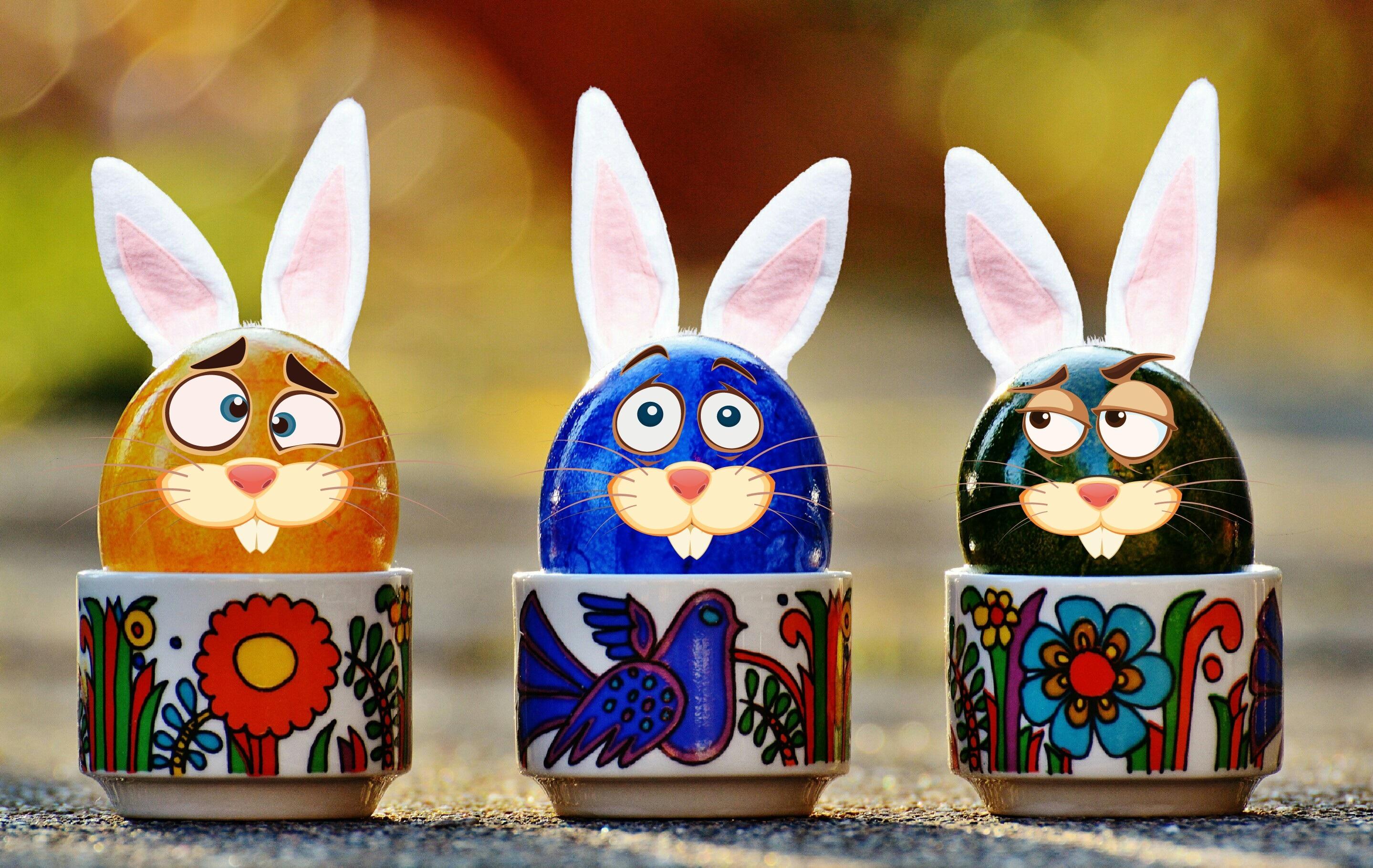 La Pascua en inglés