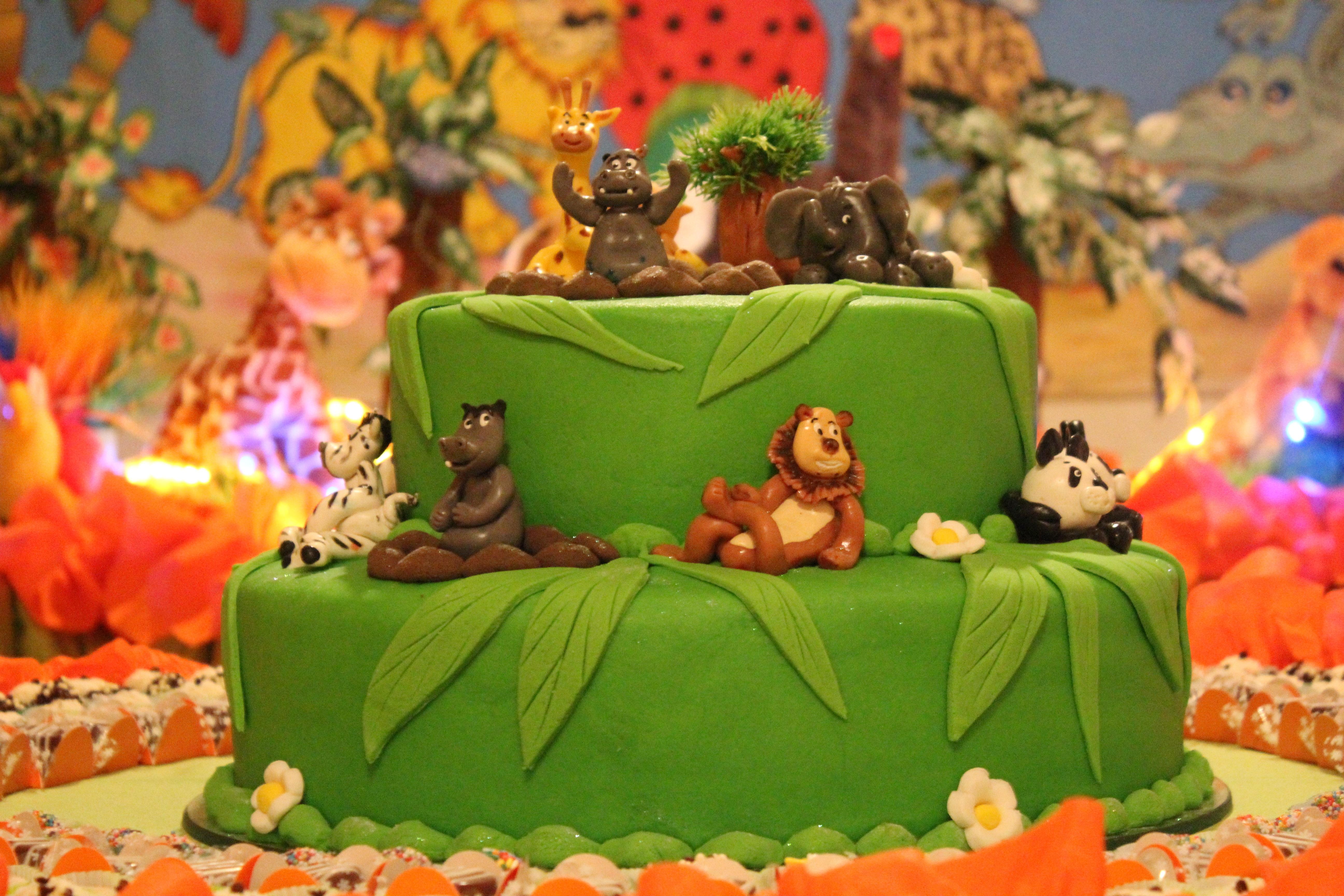 Gambar Makanan Hijau Warna Warna Warni Pencuci Mulut Kue