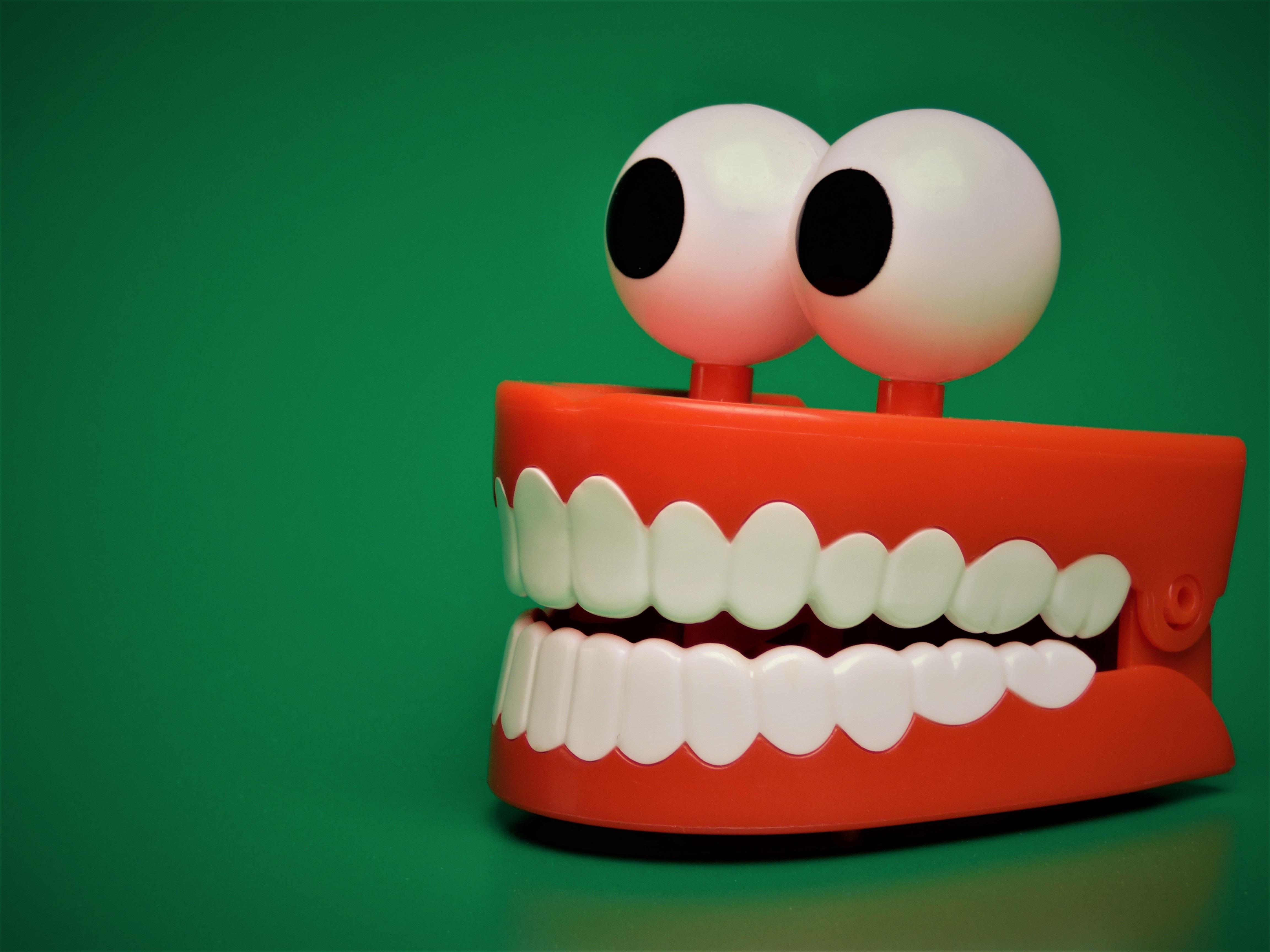 comida verde rojo postre pastel pastel de cumpleaos dentista ojos ilustracin cabeza juguetes dientes fondant diente