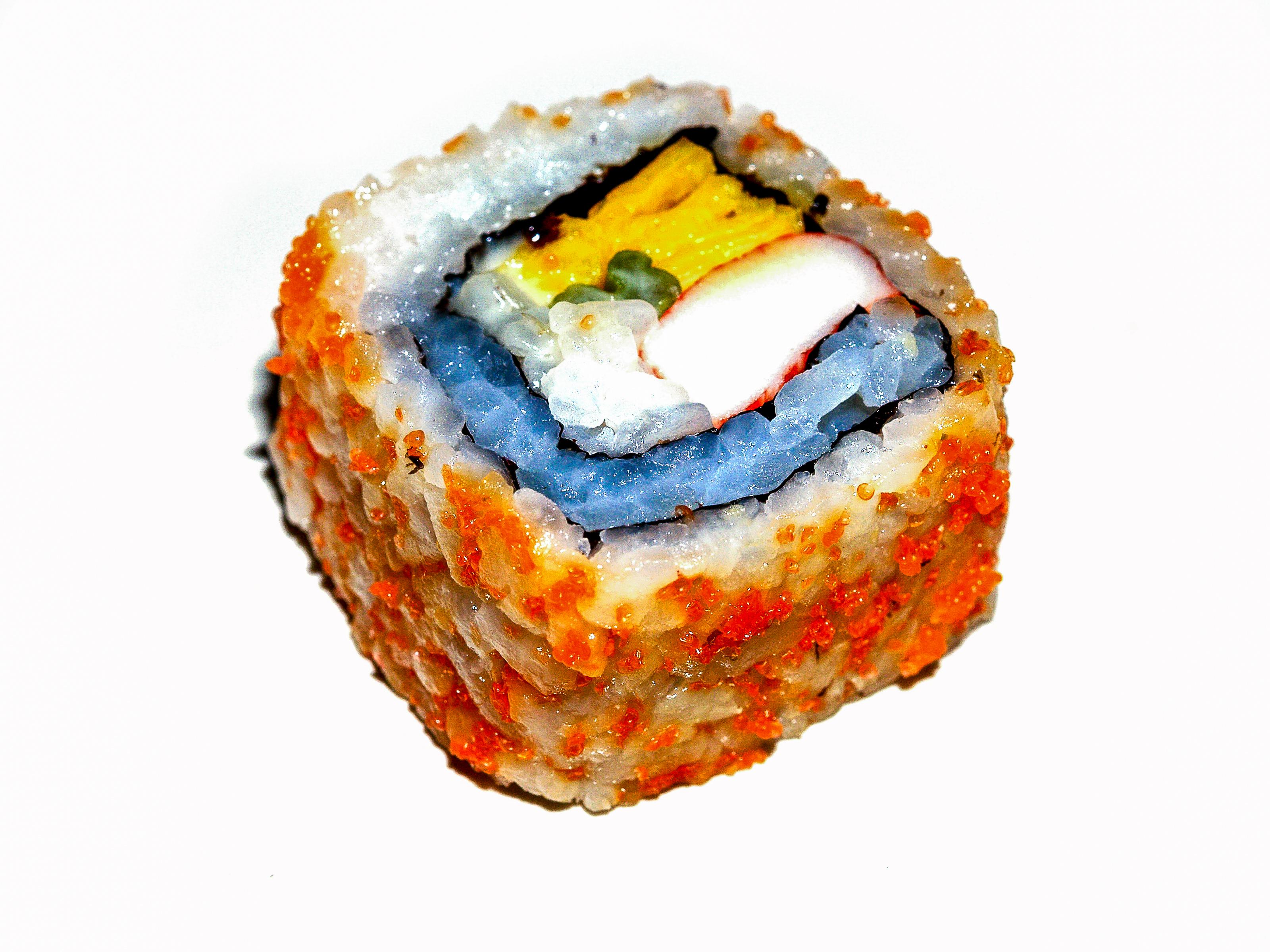 Banco De Imagens Japon S Arroz Sushi Tradicional Refei O