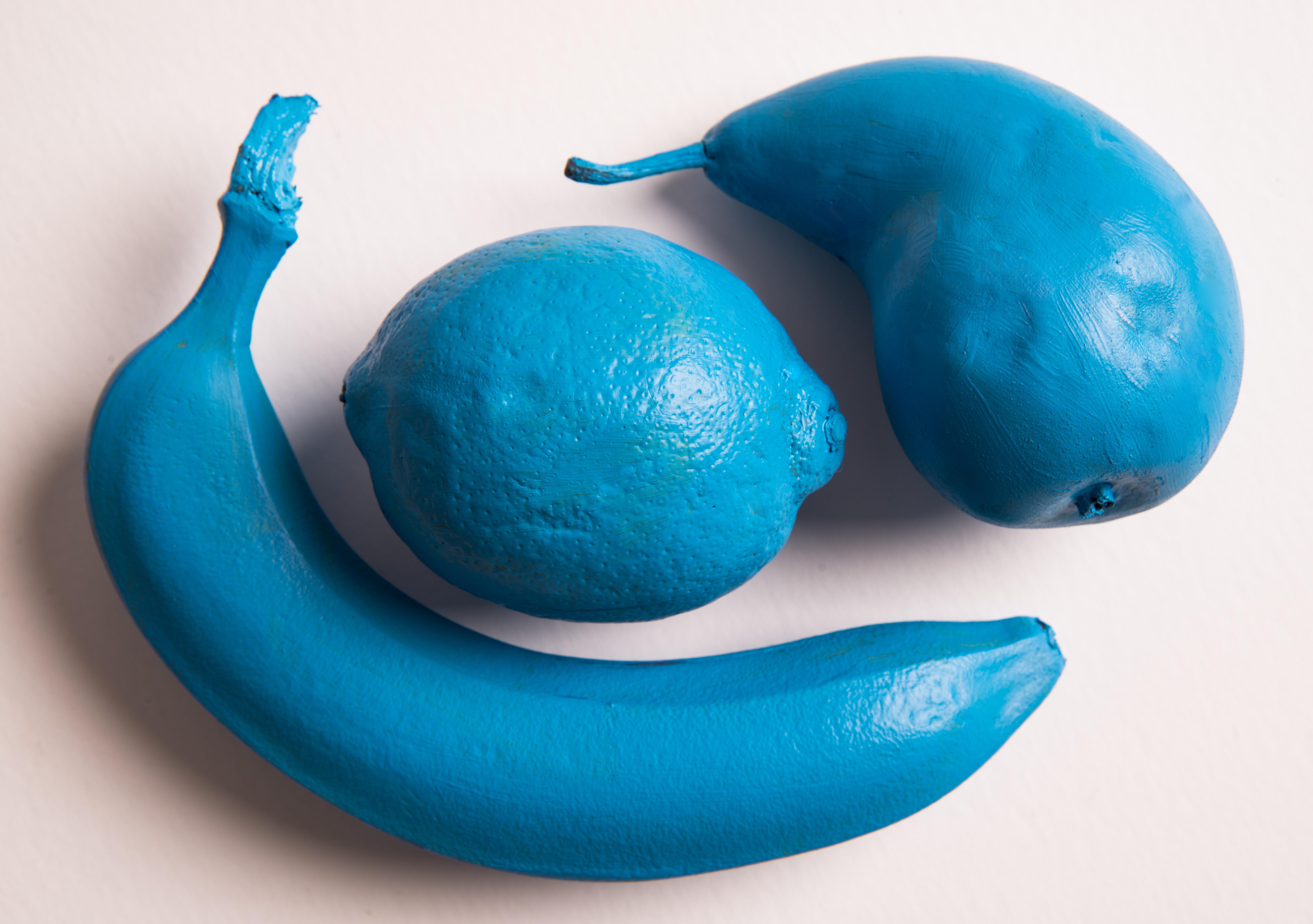 Gambar Makanan Menghasilkan Pisang Pir Lemon Peralatan Gym Ball Fitness Bola Olahraga Senam Yoga Kesehatan Biru Pirus Buah Swiss