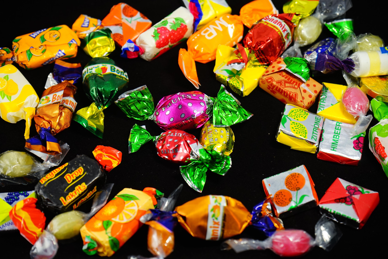 Картинки разных красивых конфет