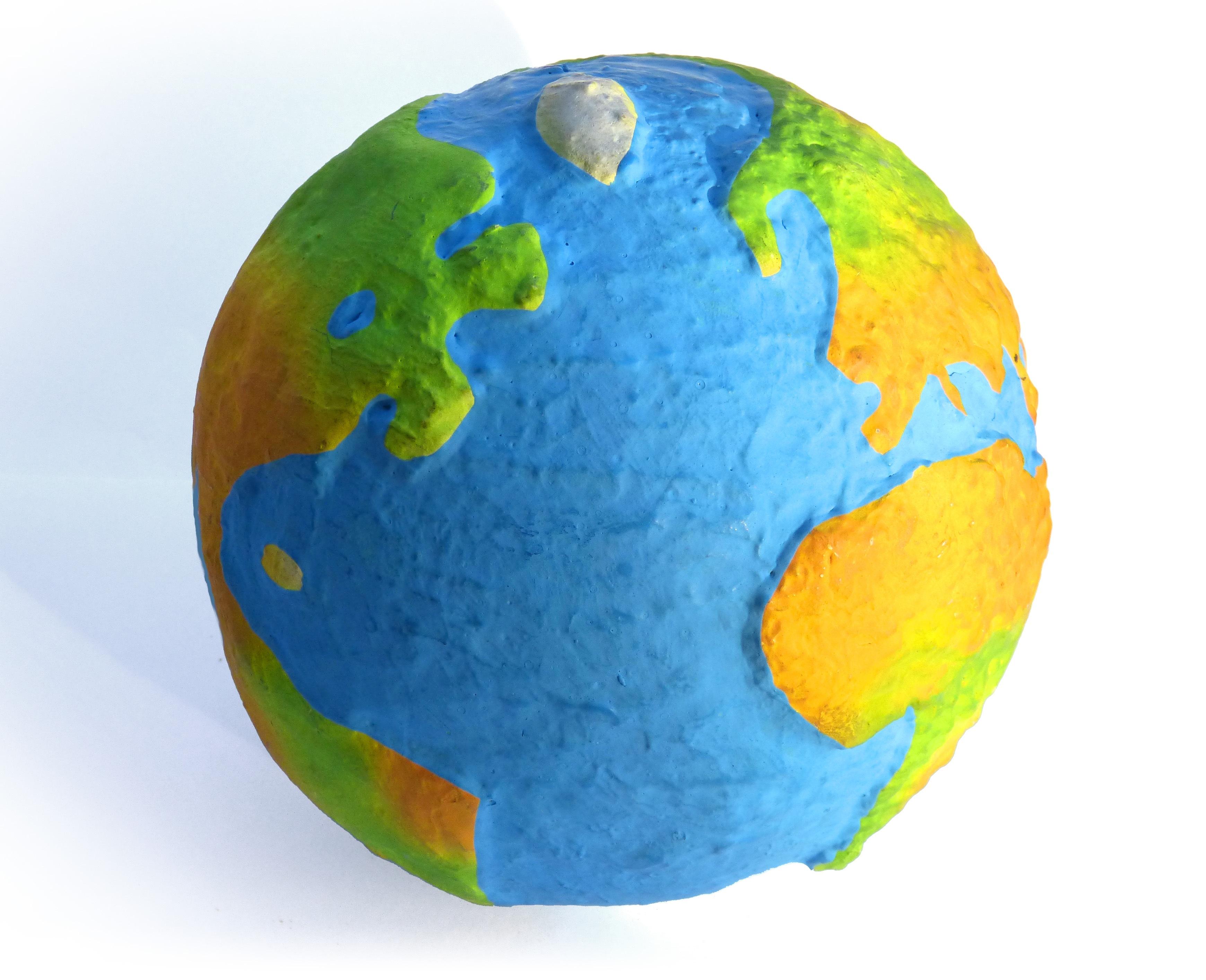 уже открыл глобус из пластилина своими руками фото размер достаточен