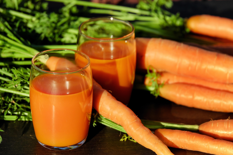 vitaminer i morot