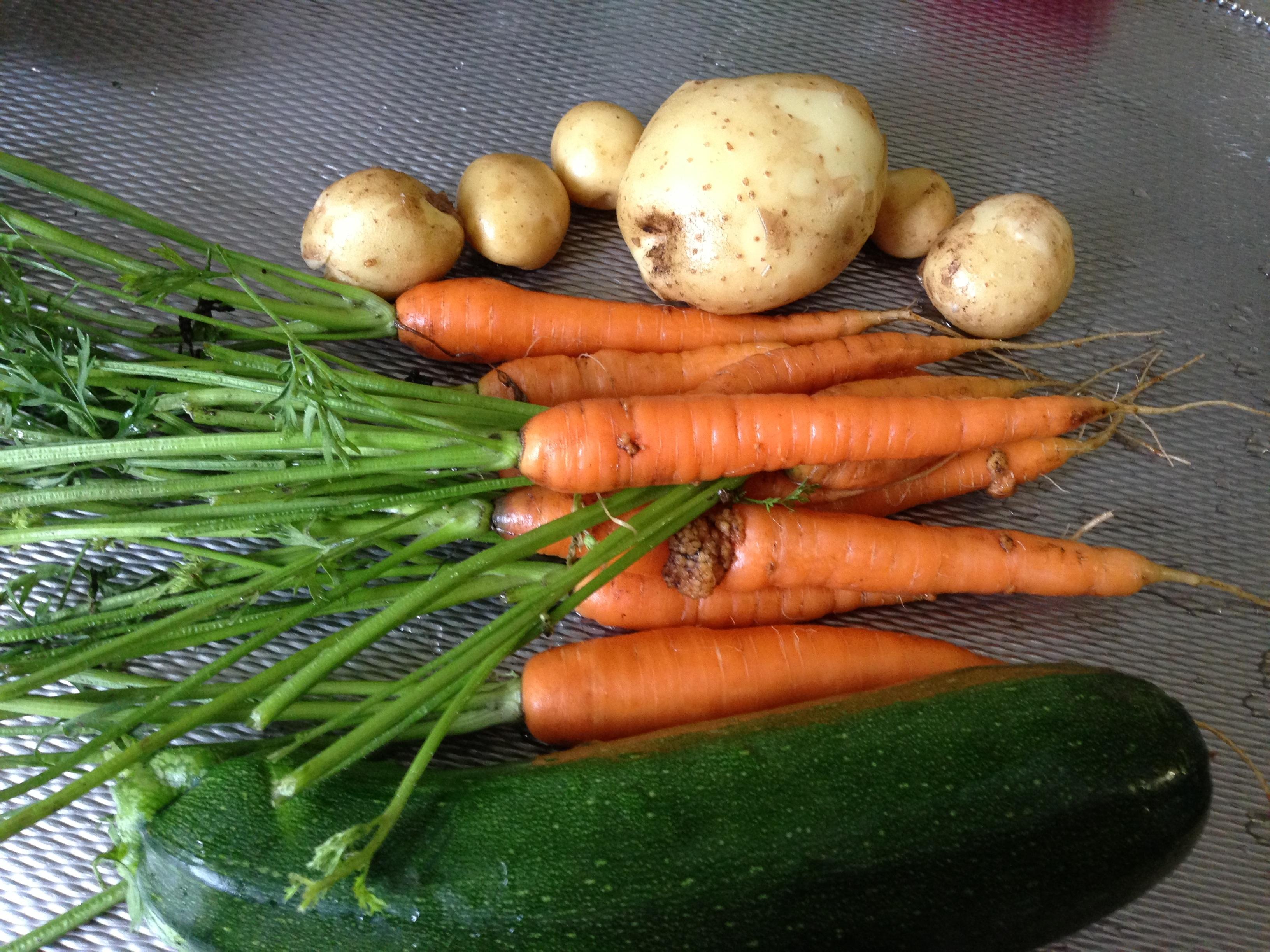 Món Ăn,Sản Xuất,Rau,Cà Rốt,Những Quả Khoai Tây,