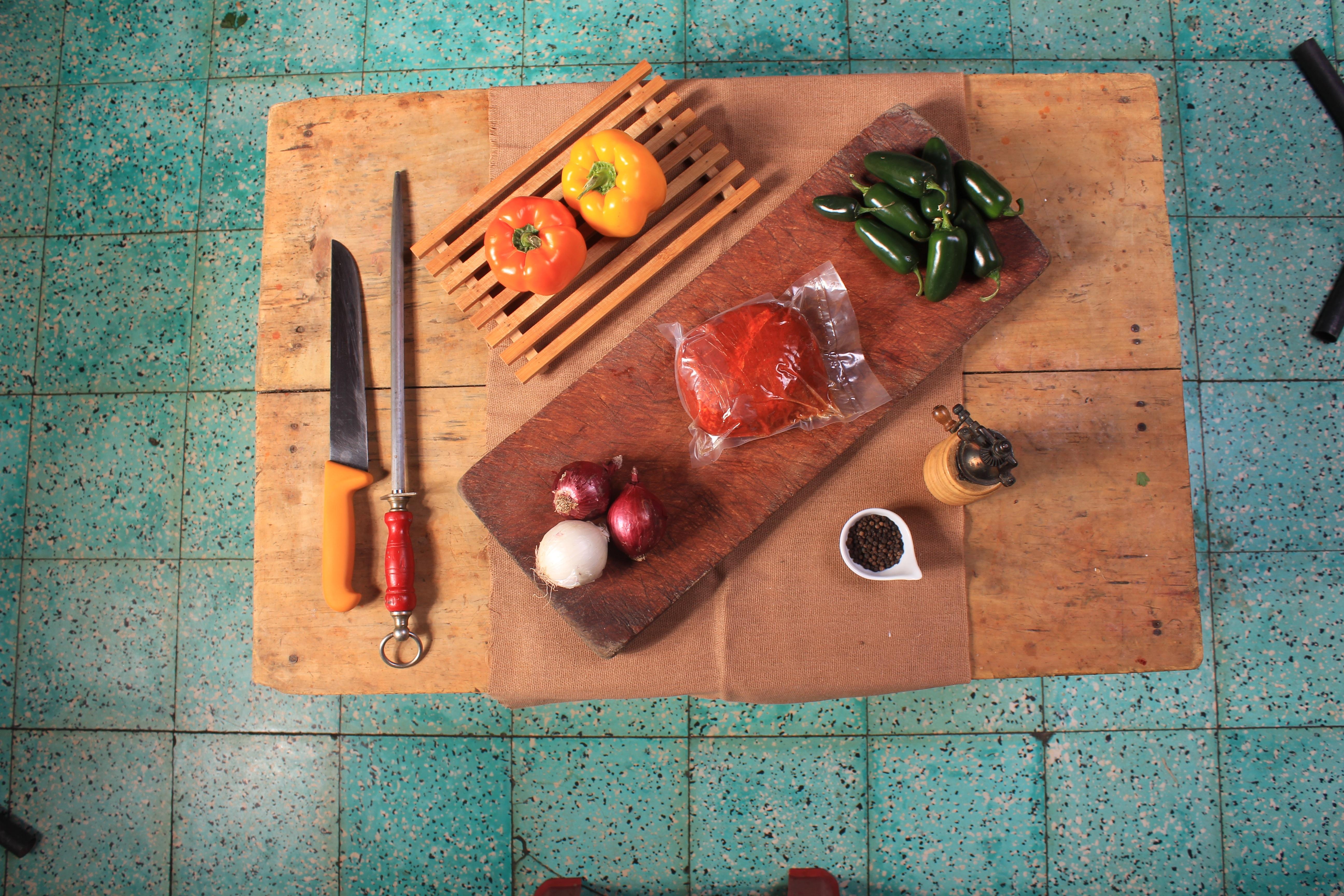 Fotoğraf Gıda Kırmızı Renk Doğal Et Lezzetli Boyama Tazelik