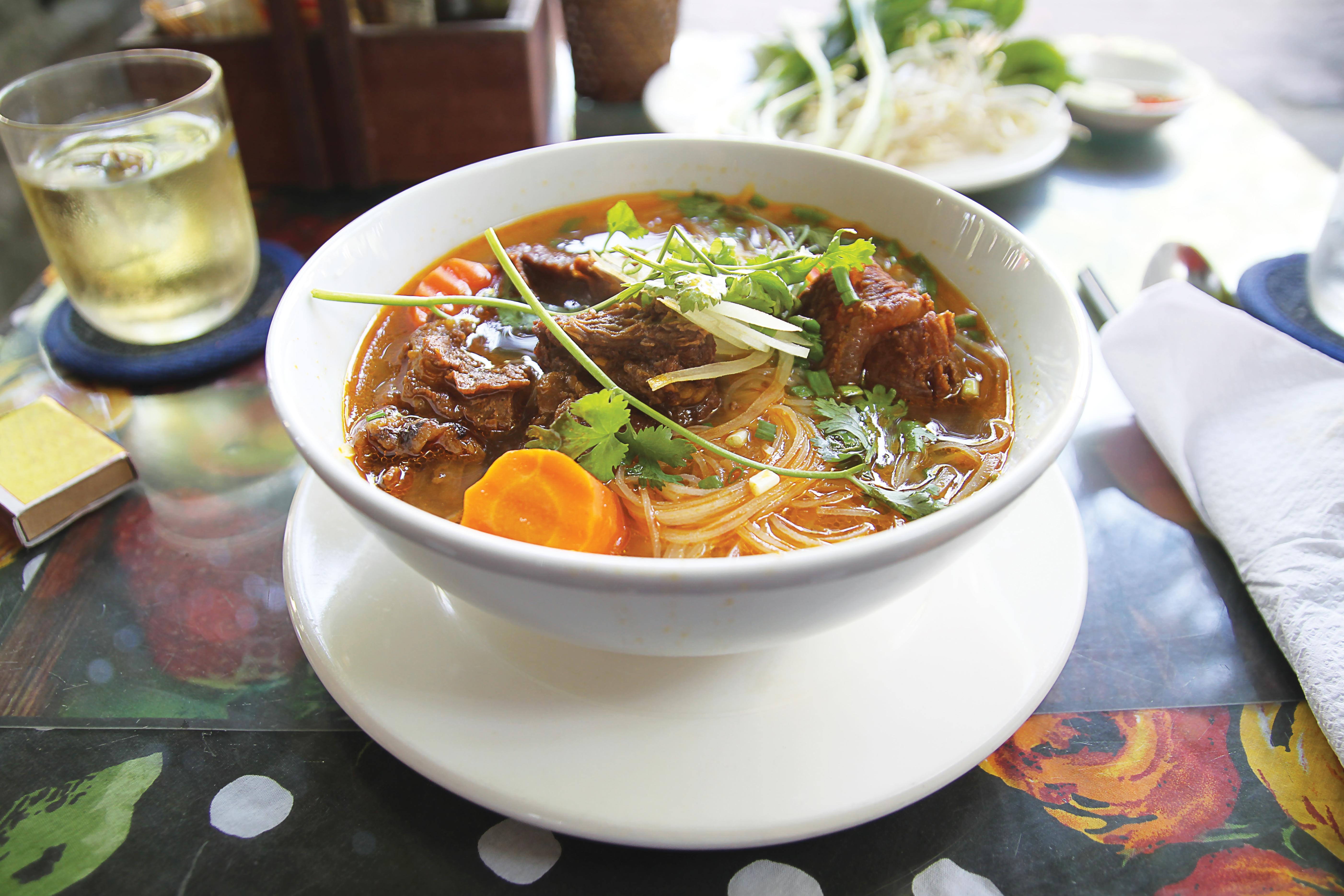 Free Images Vietnam Asia Meat Dish Noodle Soup