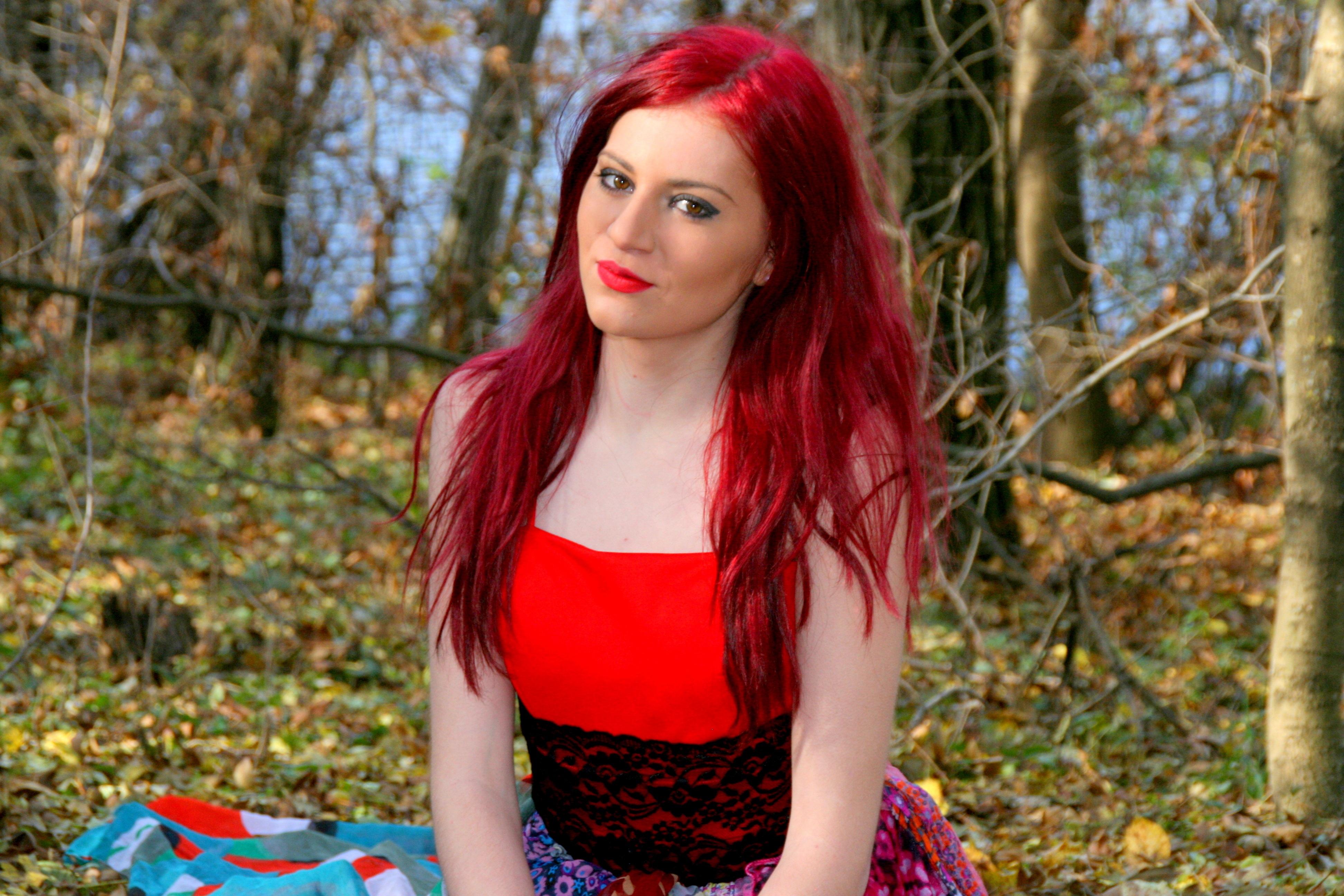 красивые красноволосые девушки онлайн порно