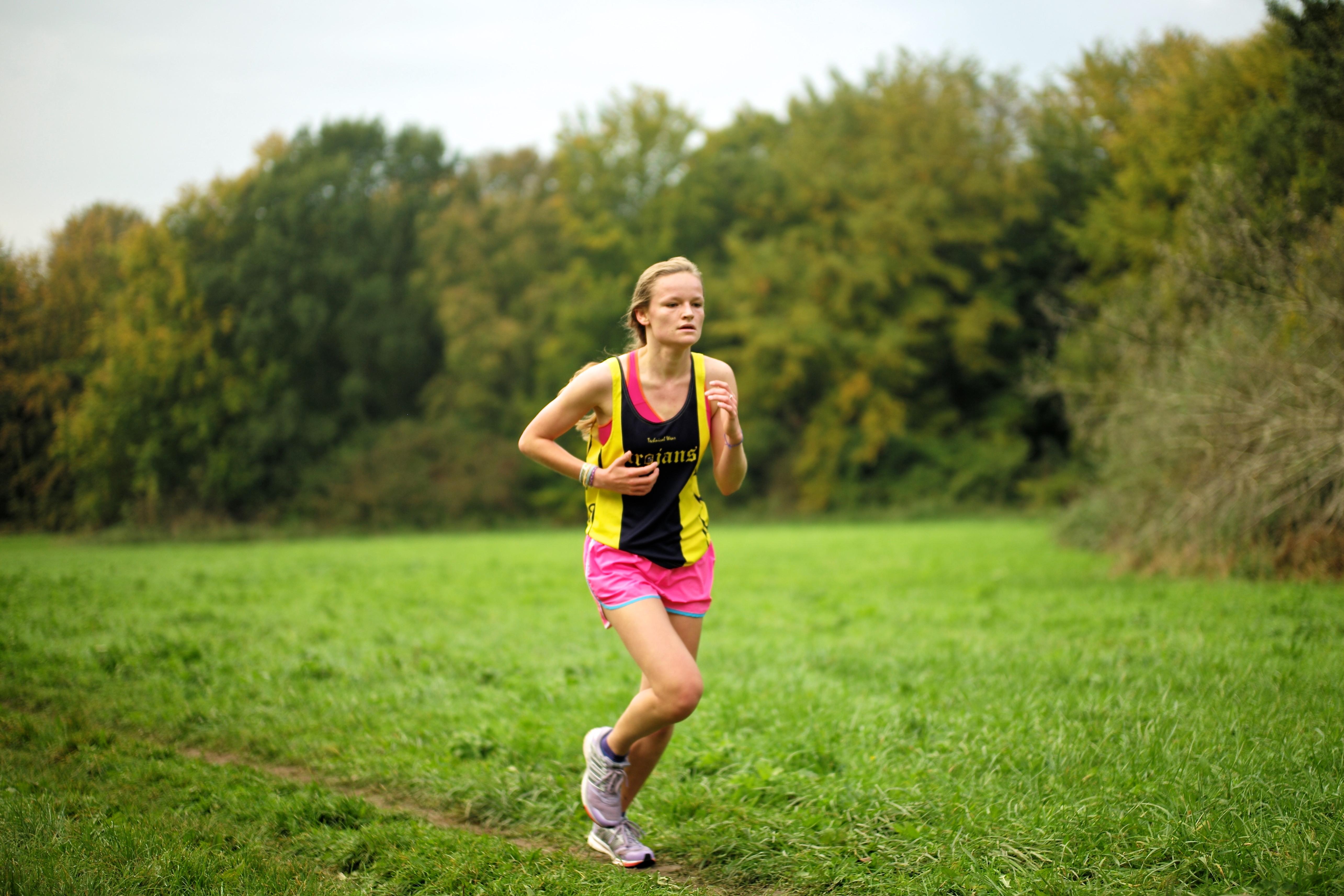 Как фотографировать соревнования по бегу