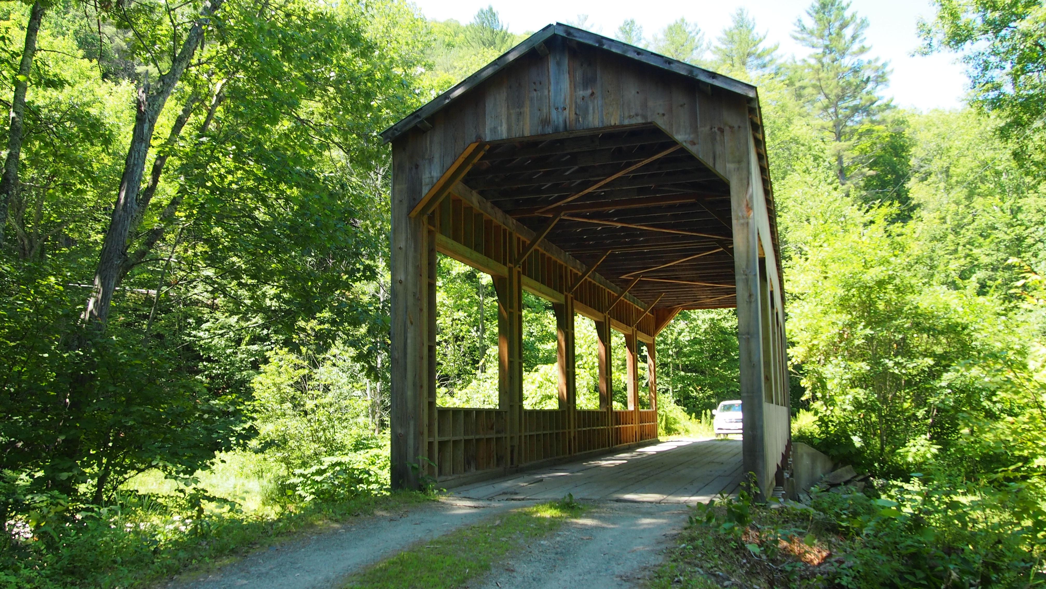 Fotos gratis : bosque, madera, puente, cobertizo, cabaña, Estados ...