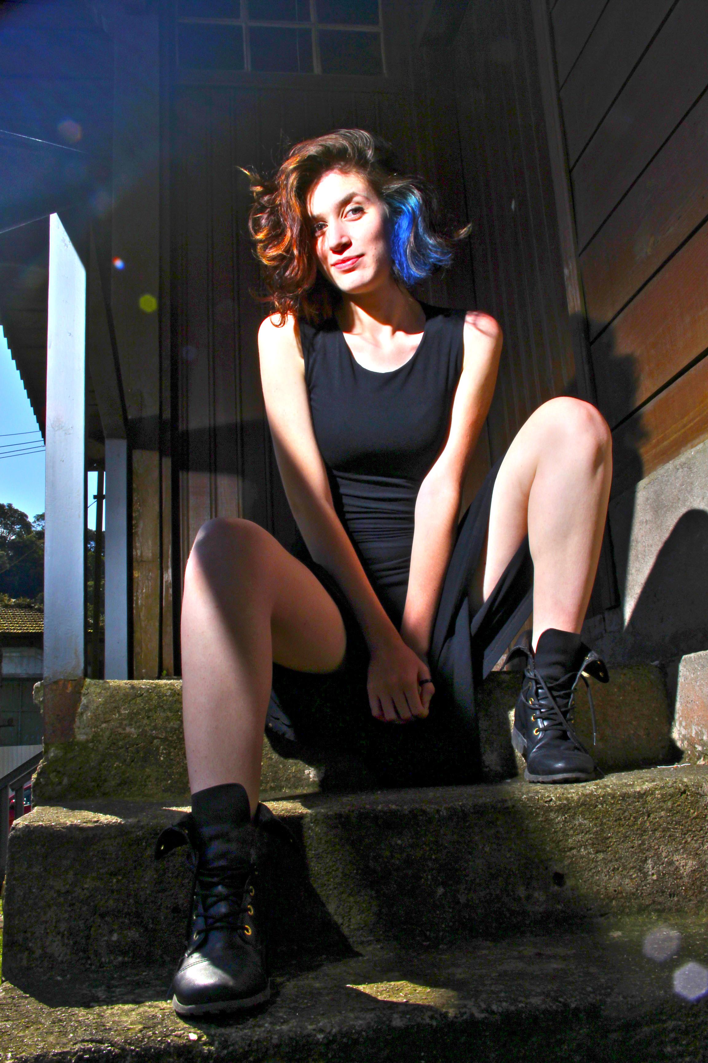 Μαύρο καλσόν σεξ φωτογραφίες