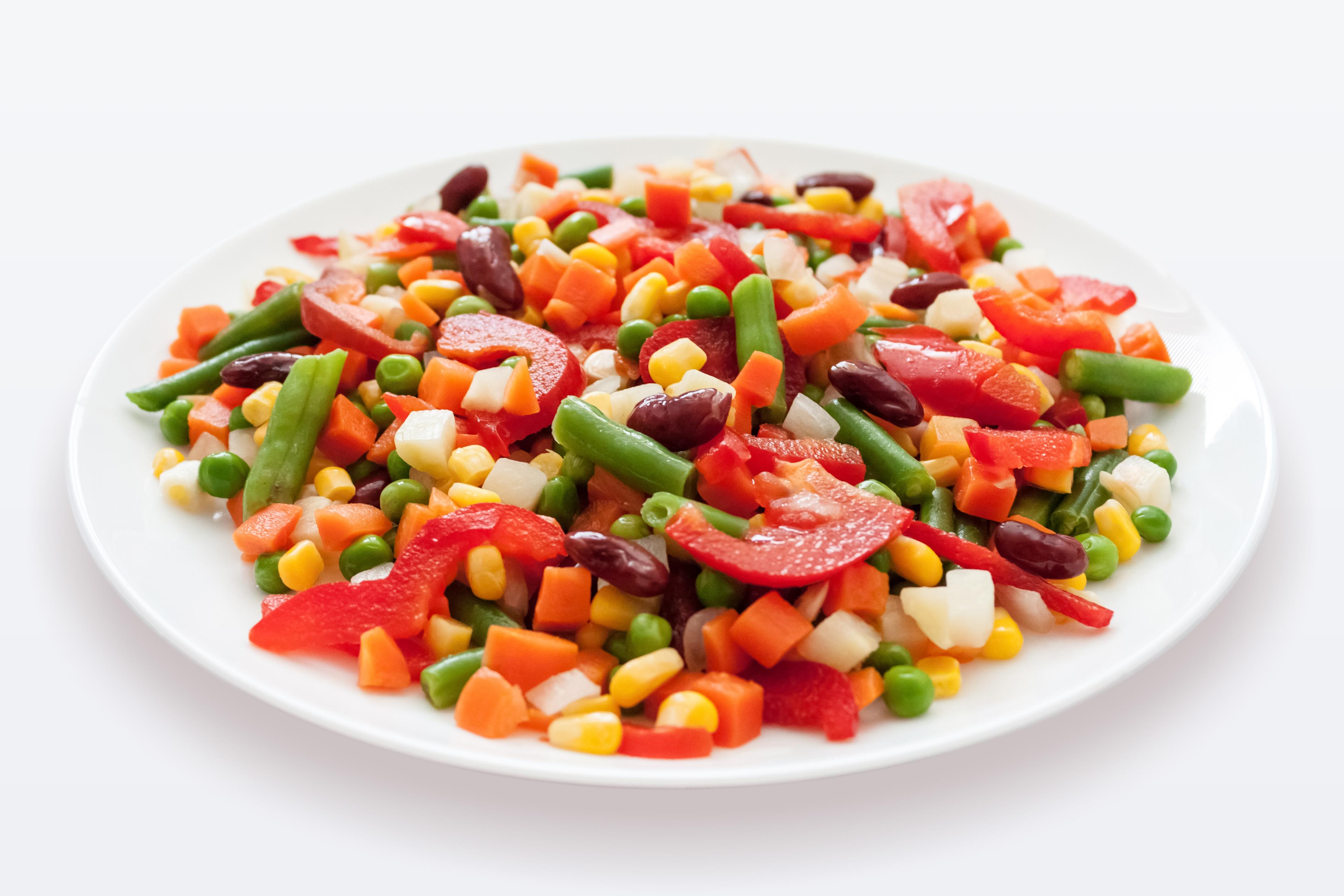Images gratuites fruit haricot plat aliments salade poivre produire l gume color - Haricot vert fruit ou legume ...