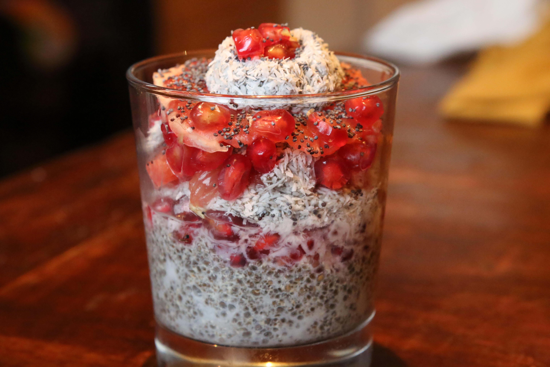 Gambar Buah Berry Hidangan Makan Menghasilkan Minum