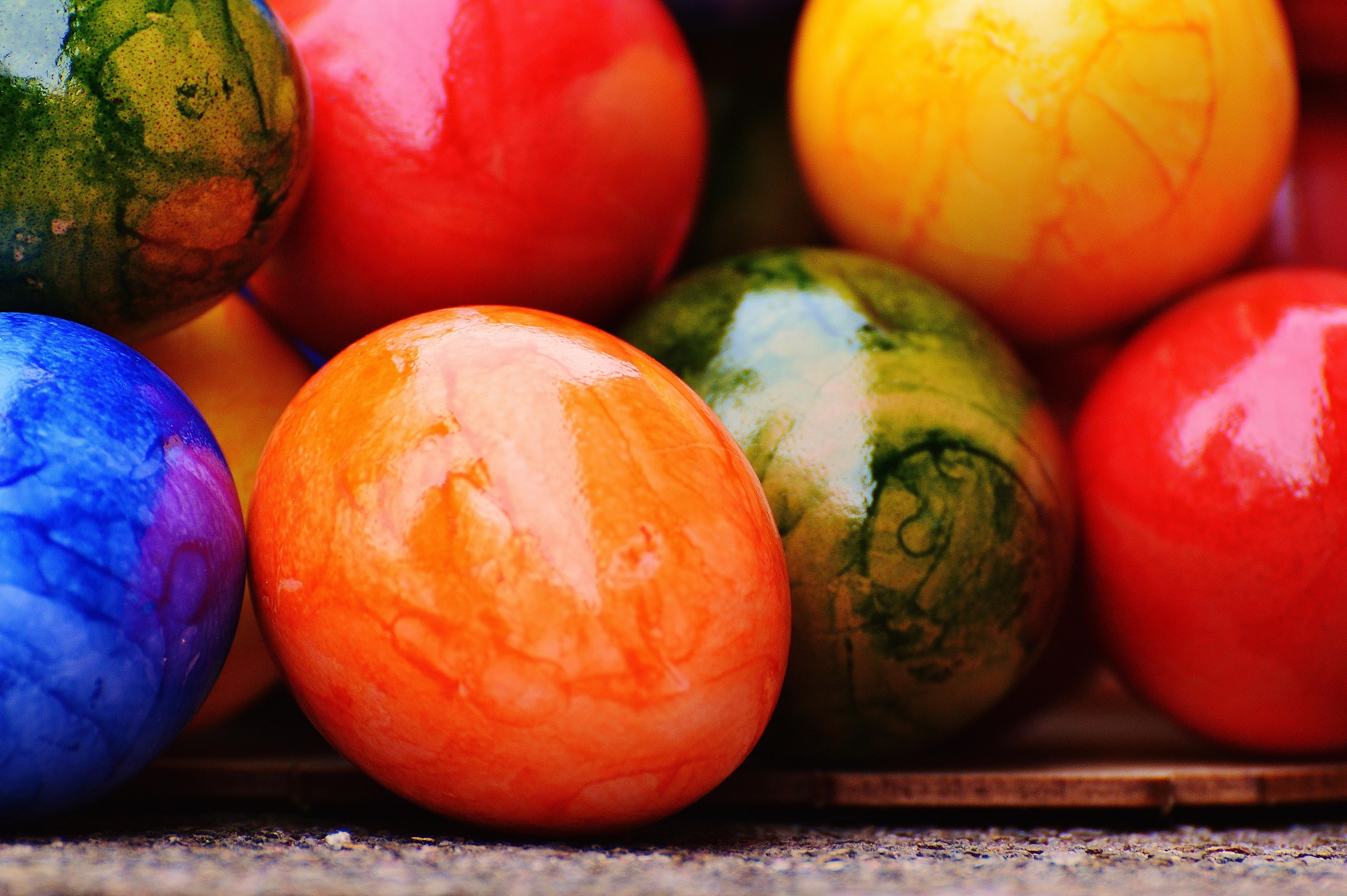 easter eggs happy food - photo #42