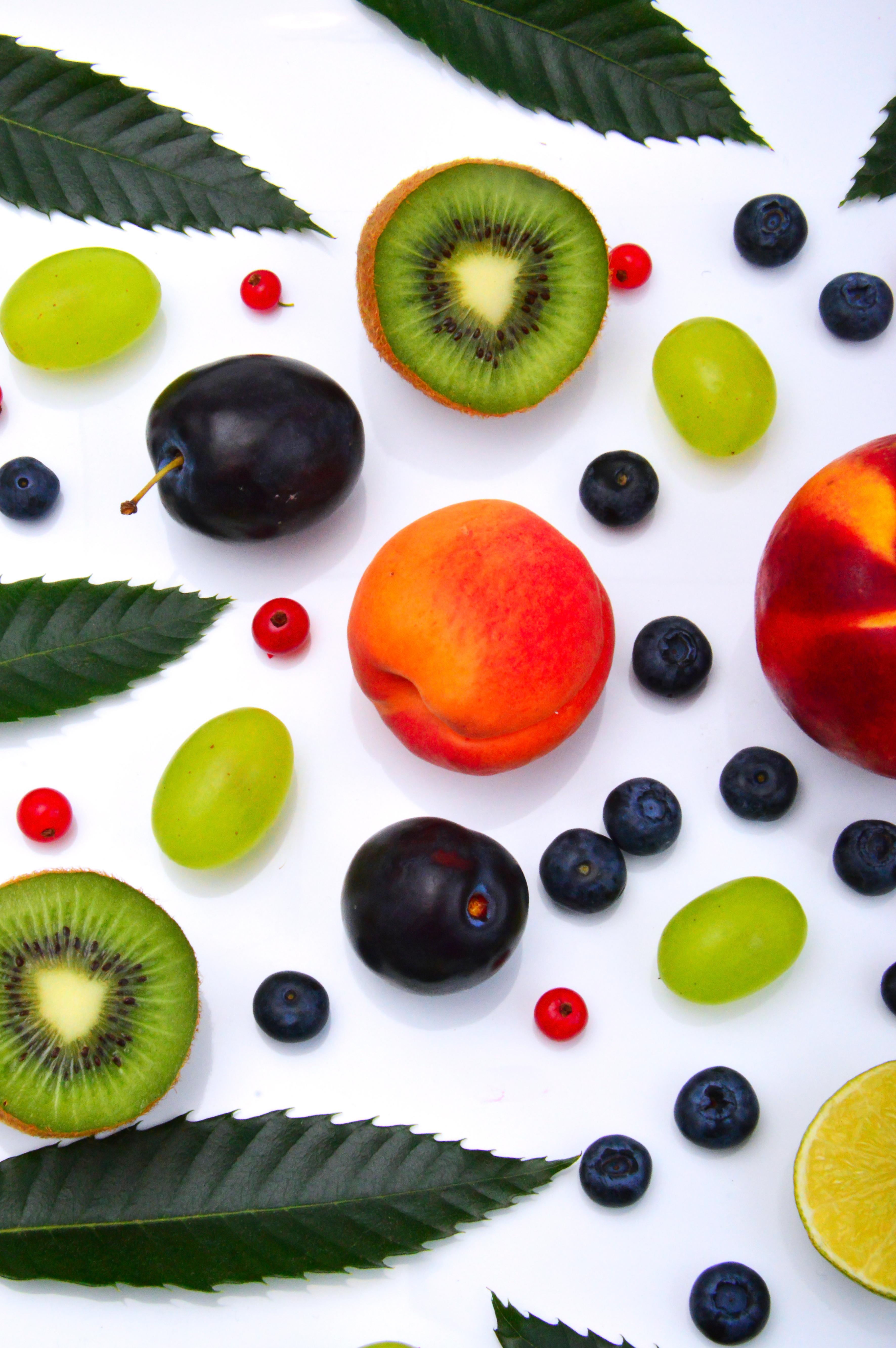 Poze Fruct Vară Fundal Top Fructe De Padure Vedere