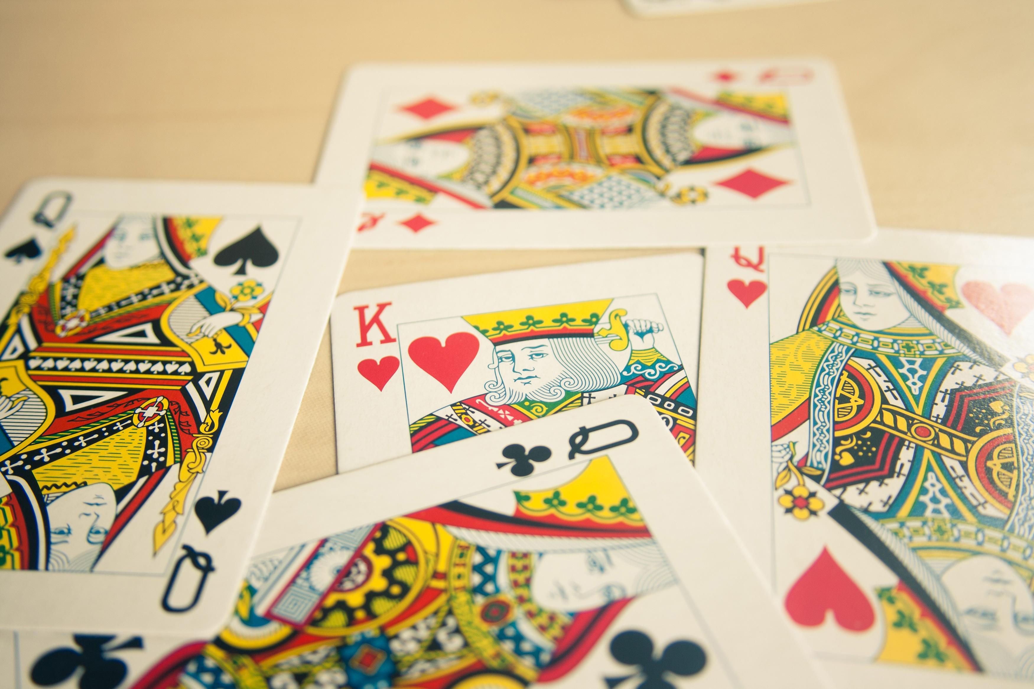 Колода карт для игры в казино каталог казино online