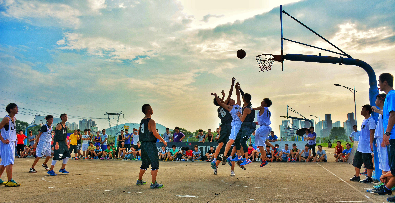 Game Play Basketball Festival Sports School U League