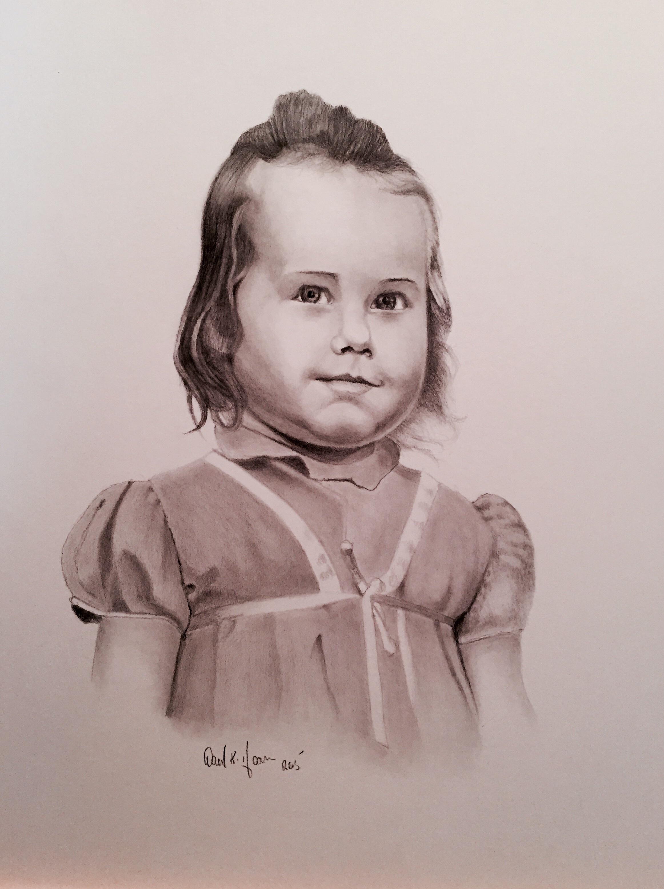 Gambar Gadis Imut Wanita Muda Anak Tersenyum