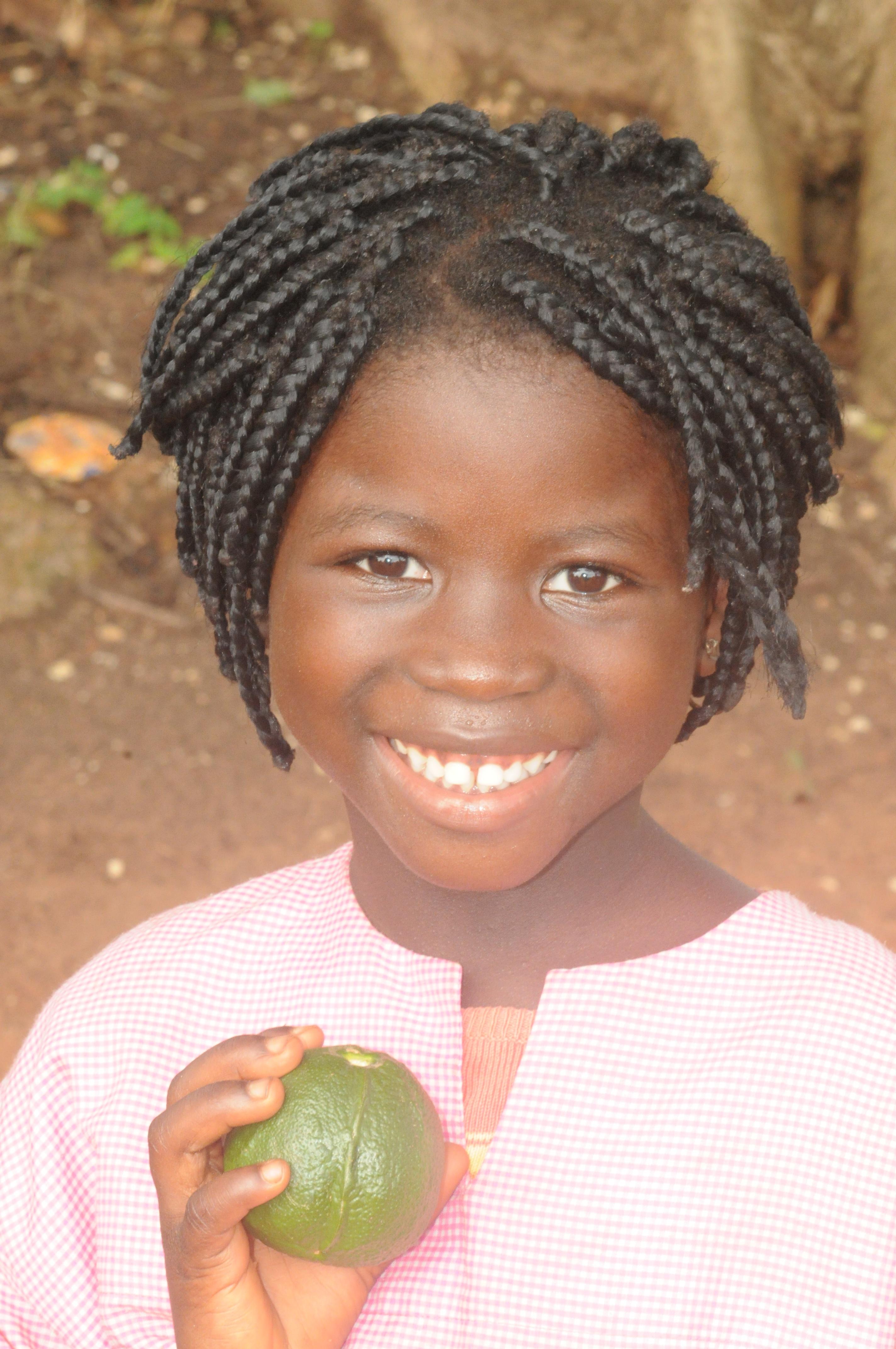 Kostenlose Foto Mädchen Haar Allein Weiblich Porträt Afrika