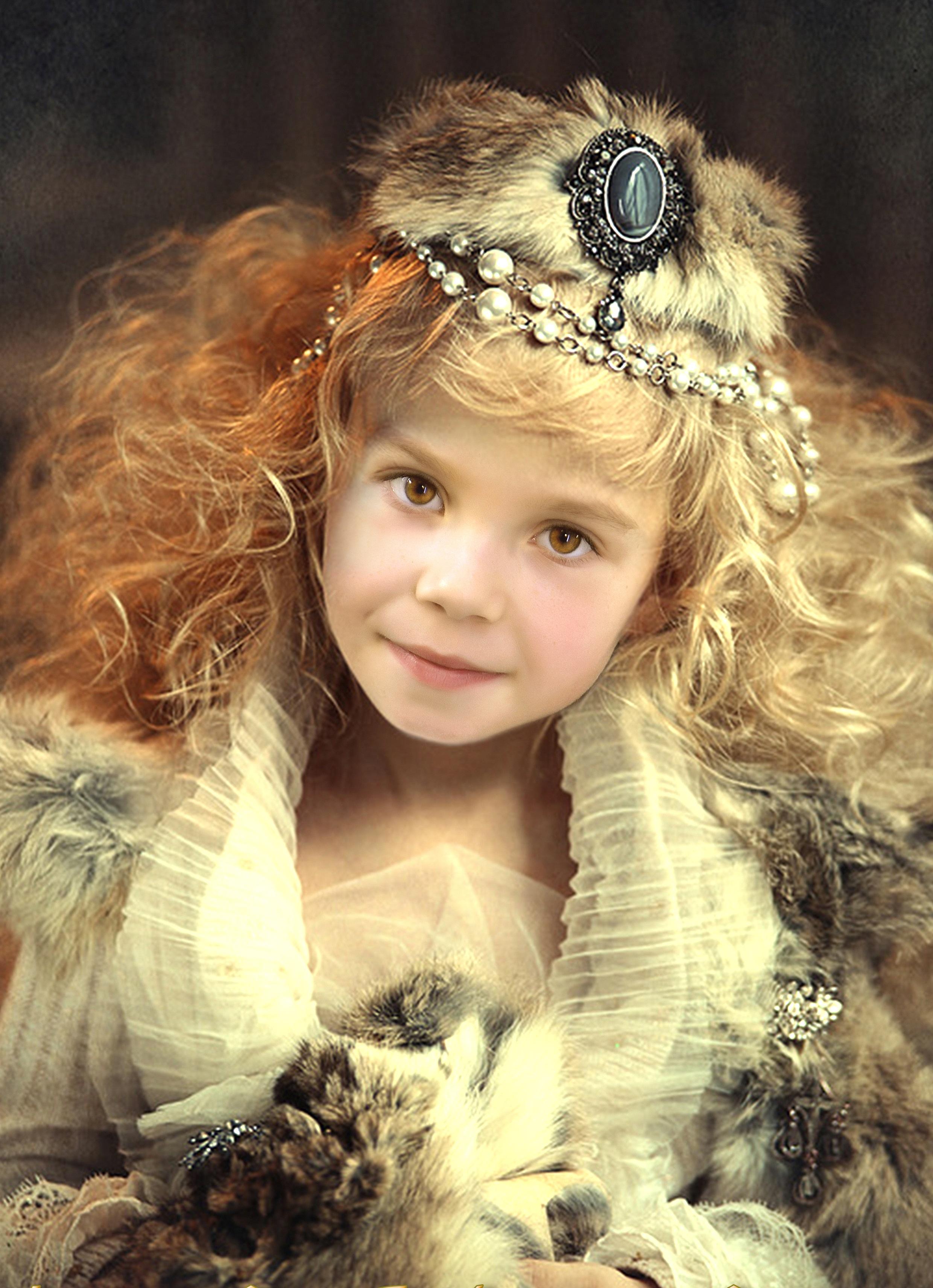 Девочка принцесса картинки
