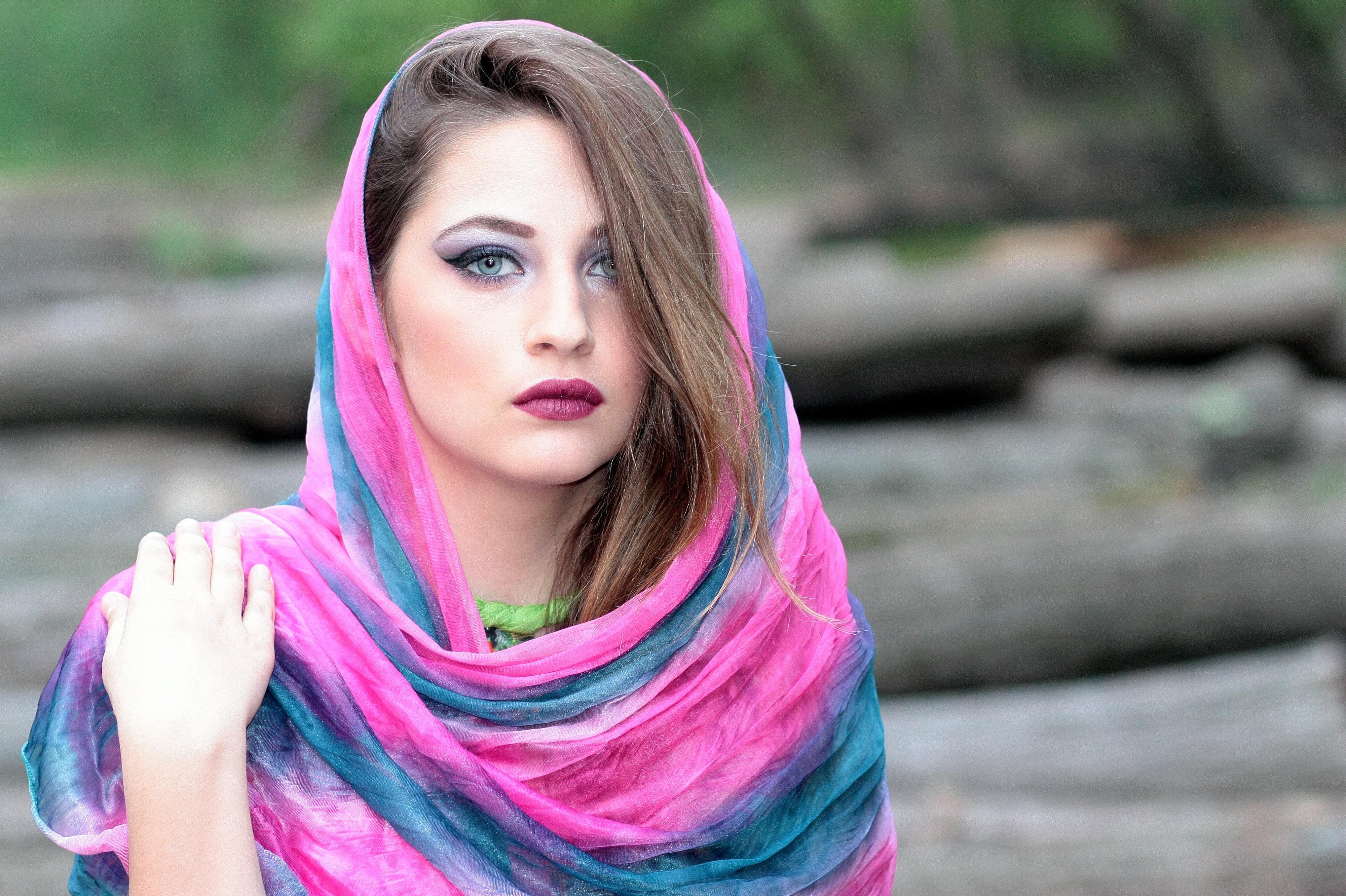 Kostenlose foto Mädchen Haar Fotografie Porträt Modell
