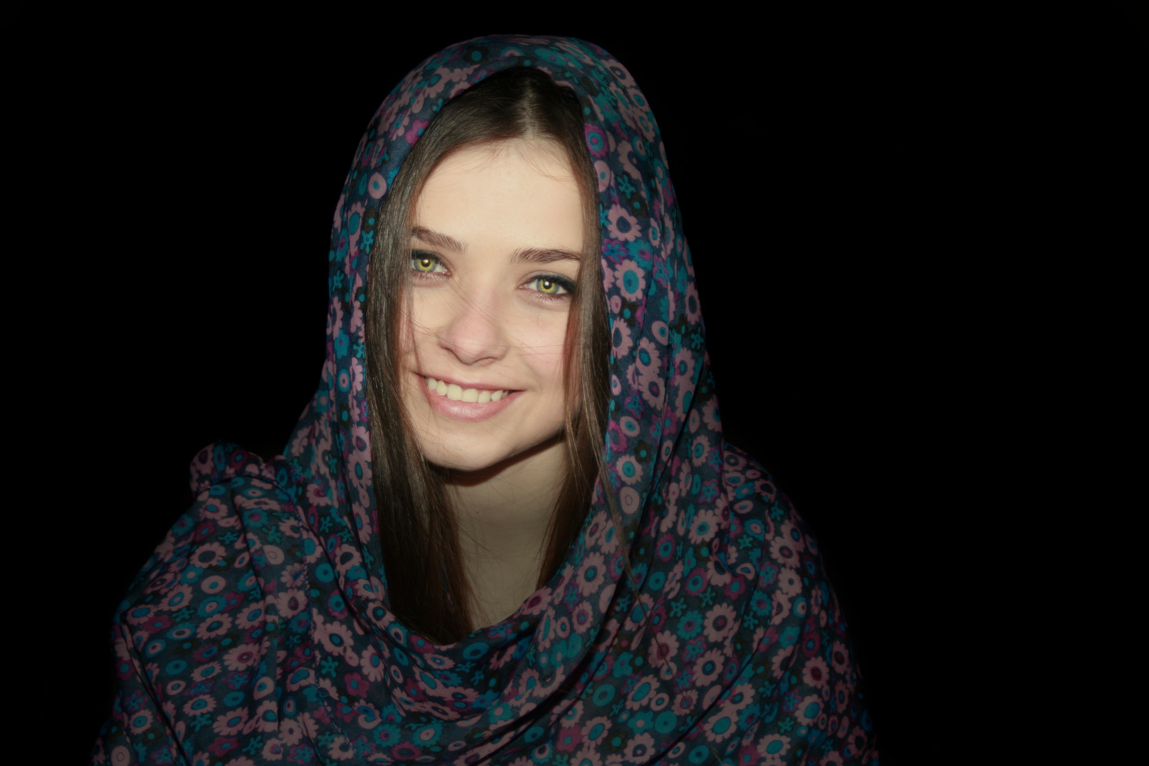 Kostenlose foto Mädchen Haar Porträt Kleidung Frisur lange