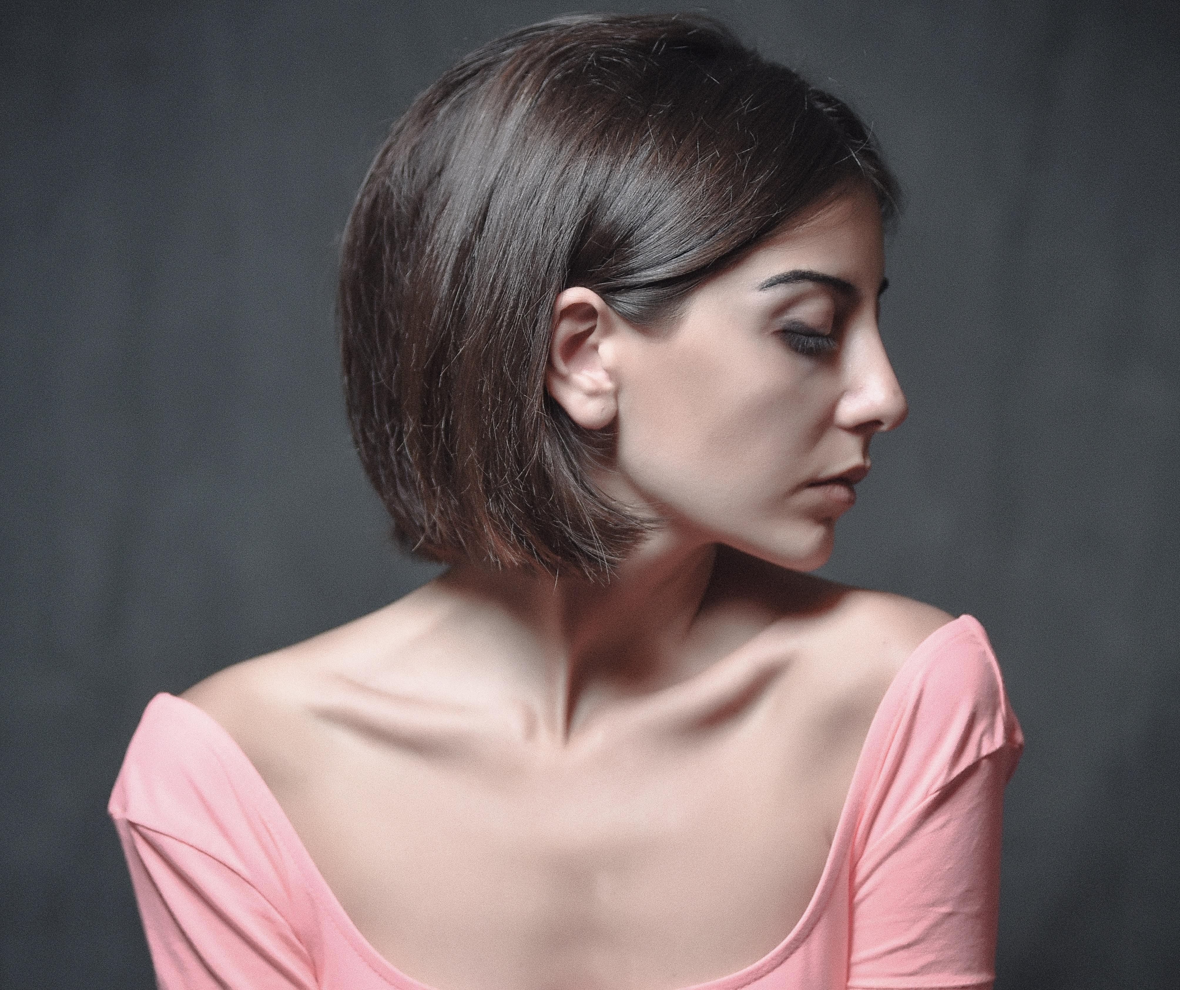 Kostenlose Foto Mädchen Sänger Porträt Modell Nikon