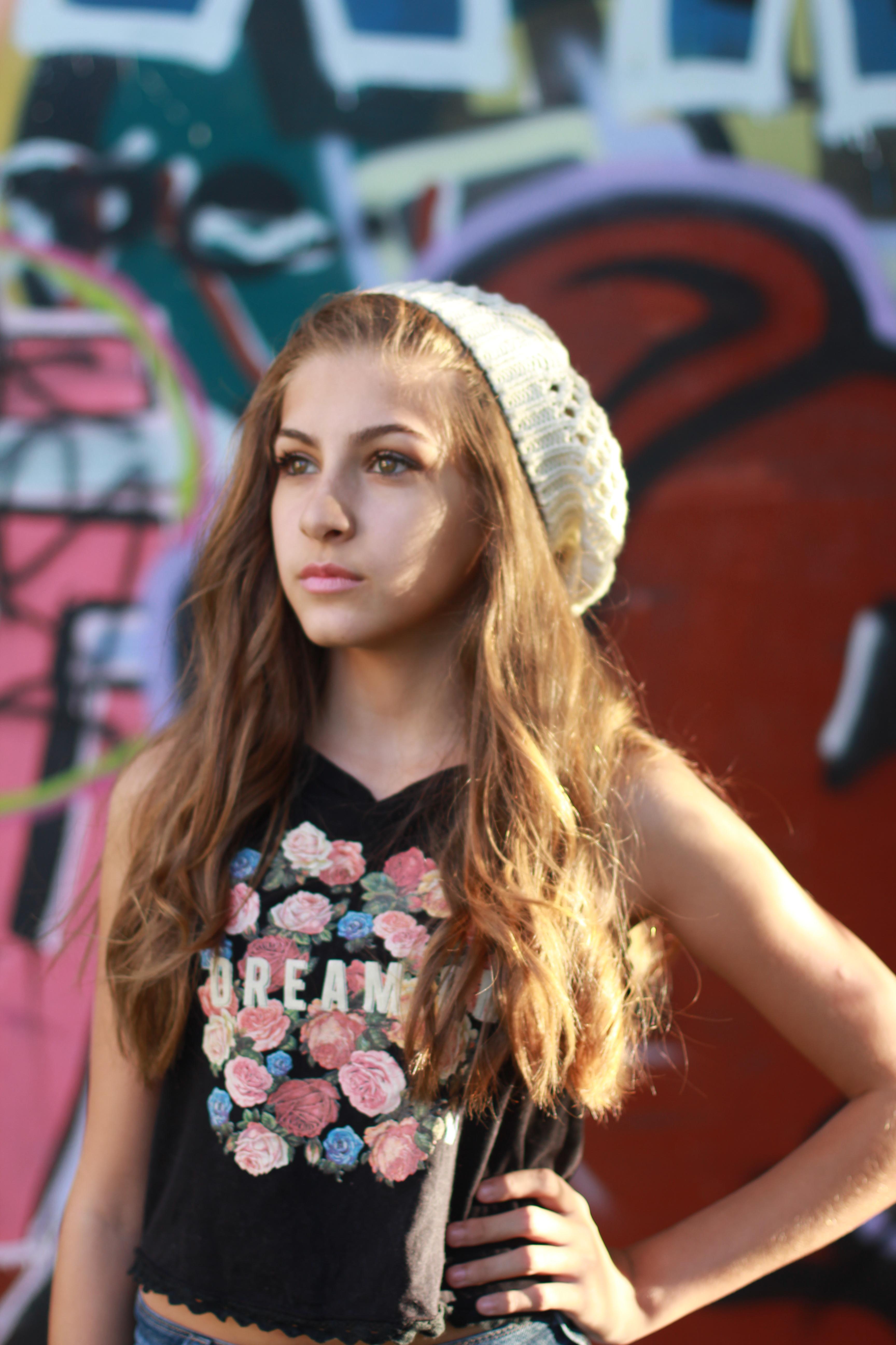 Gratis tiener meisje pics