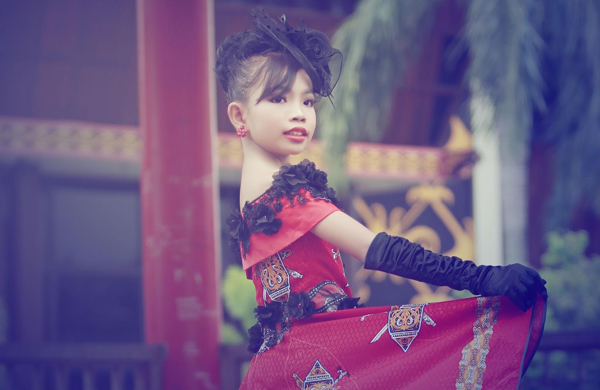 Fotos gratis : niña, fotografía, asiático, modelo, niño, sombrero ...