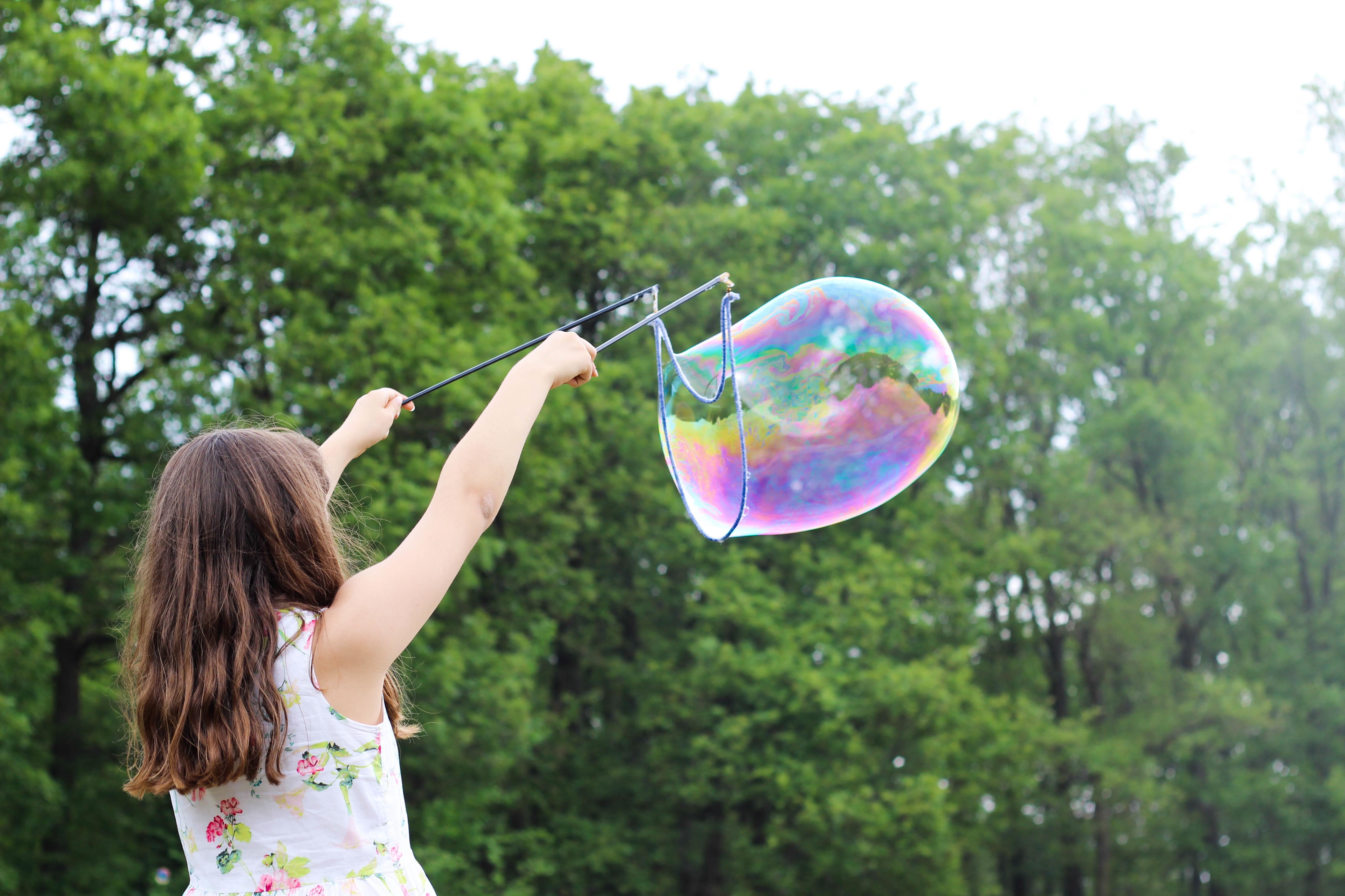 театр как фотографировать мыльные пузыри разбит четыре