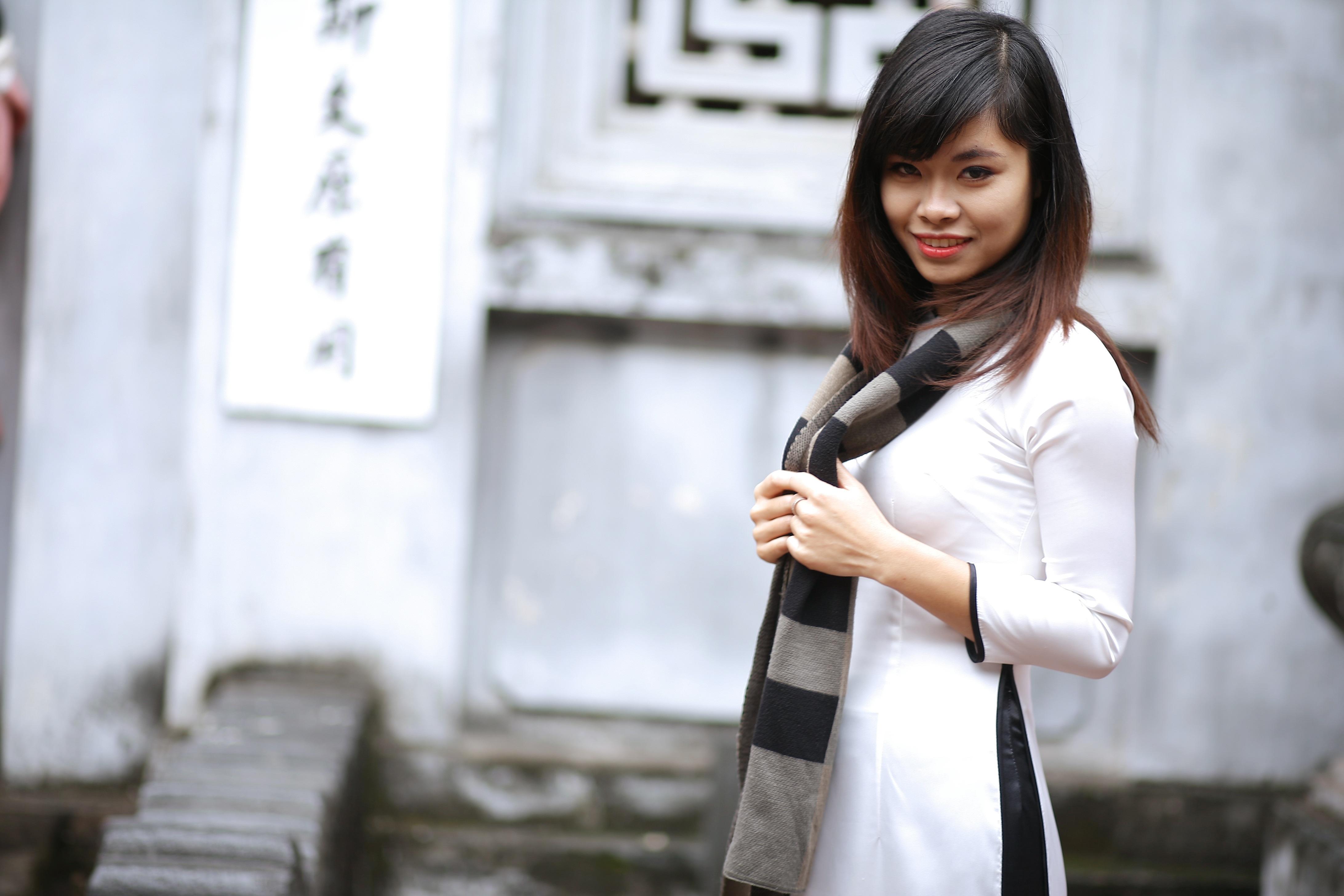 Gambar  Gadis, Putih, Asia, Model, Cina, Mode, Pakaian