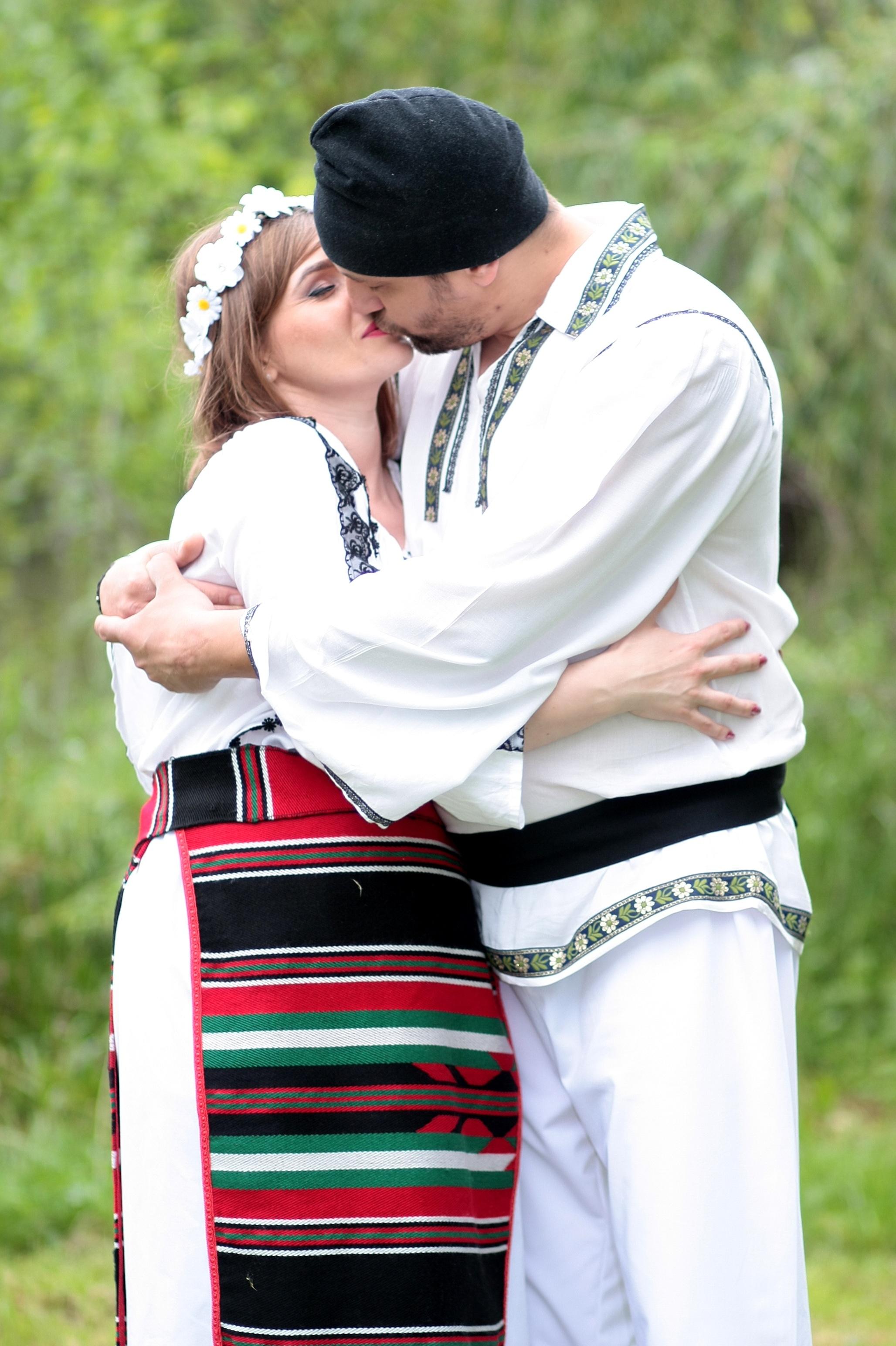 Dating Romanian naiset