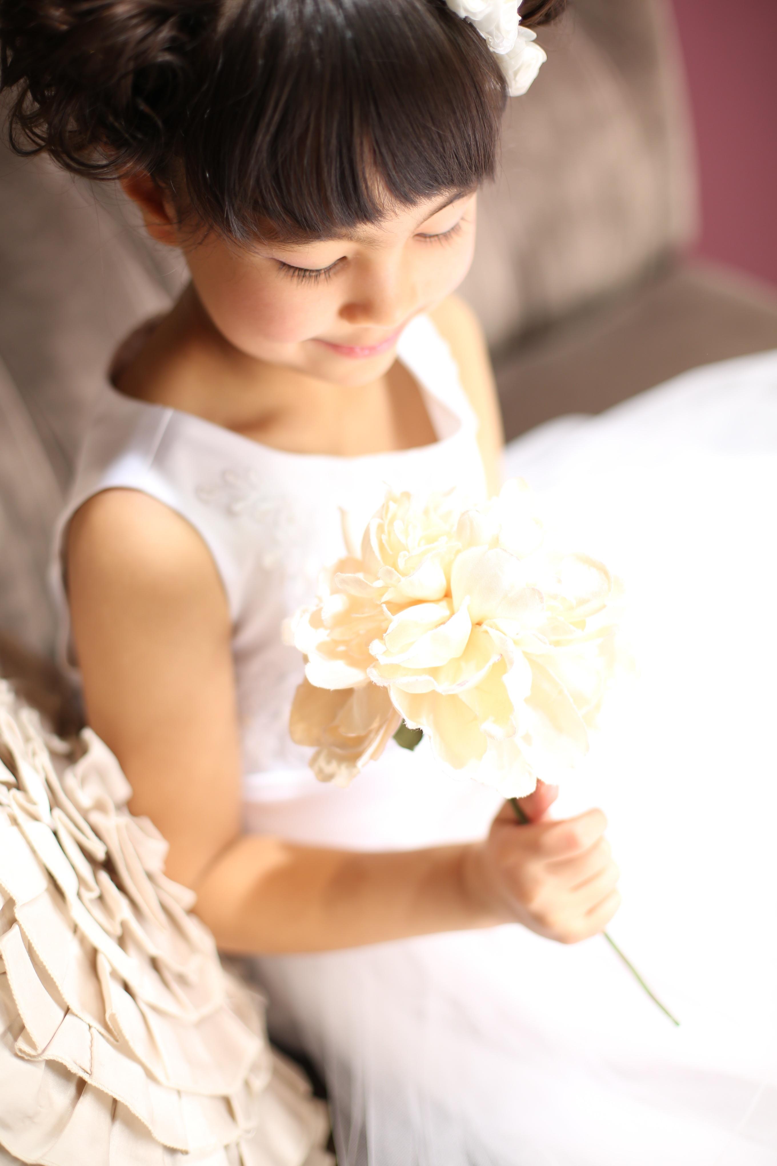 Apologise, asian flower girl com