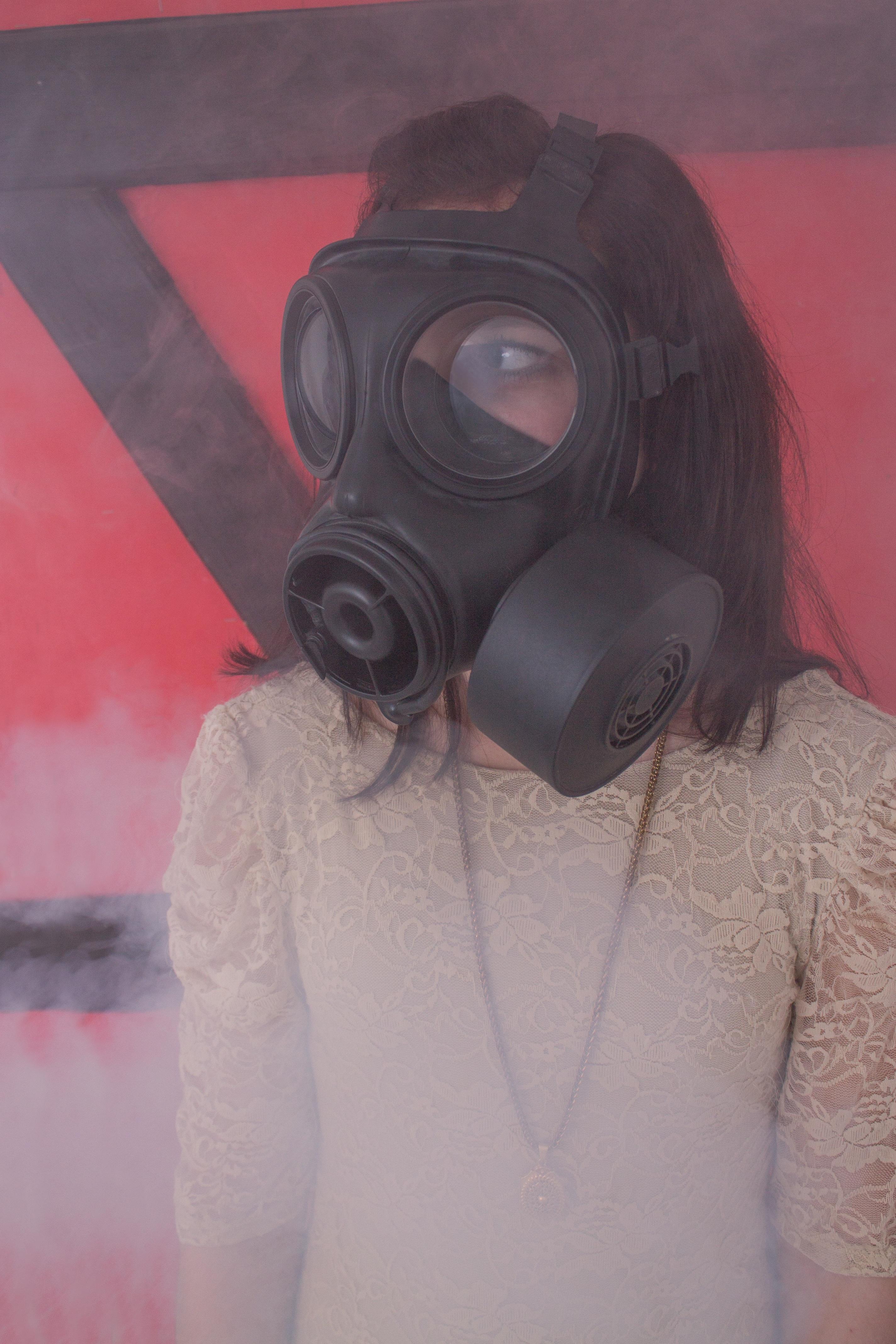 masque biologique protection chimique