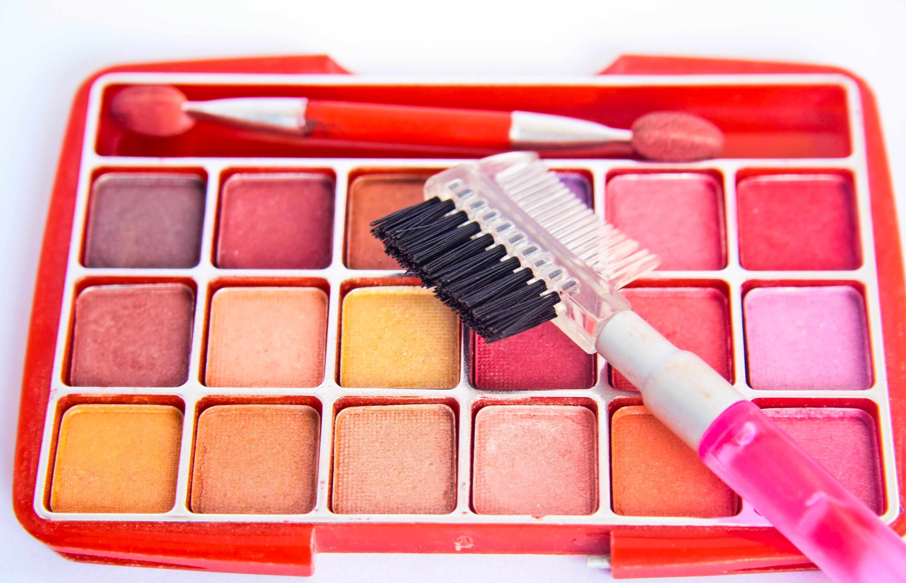 Woman Food Color Fashion Pink Dessert Lip Makeup Make Up Human Body Face Colors Eye