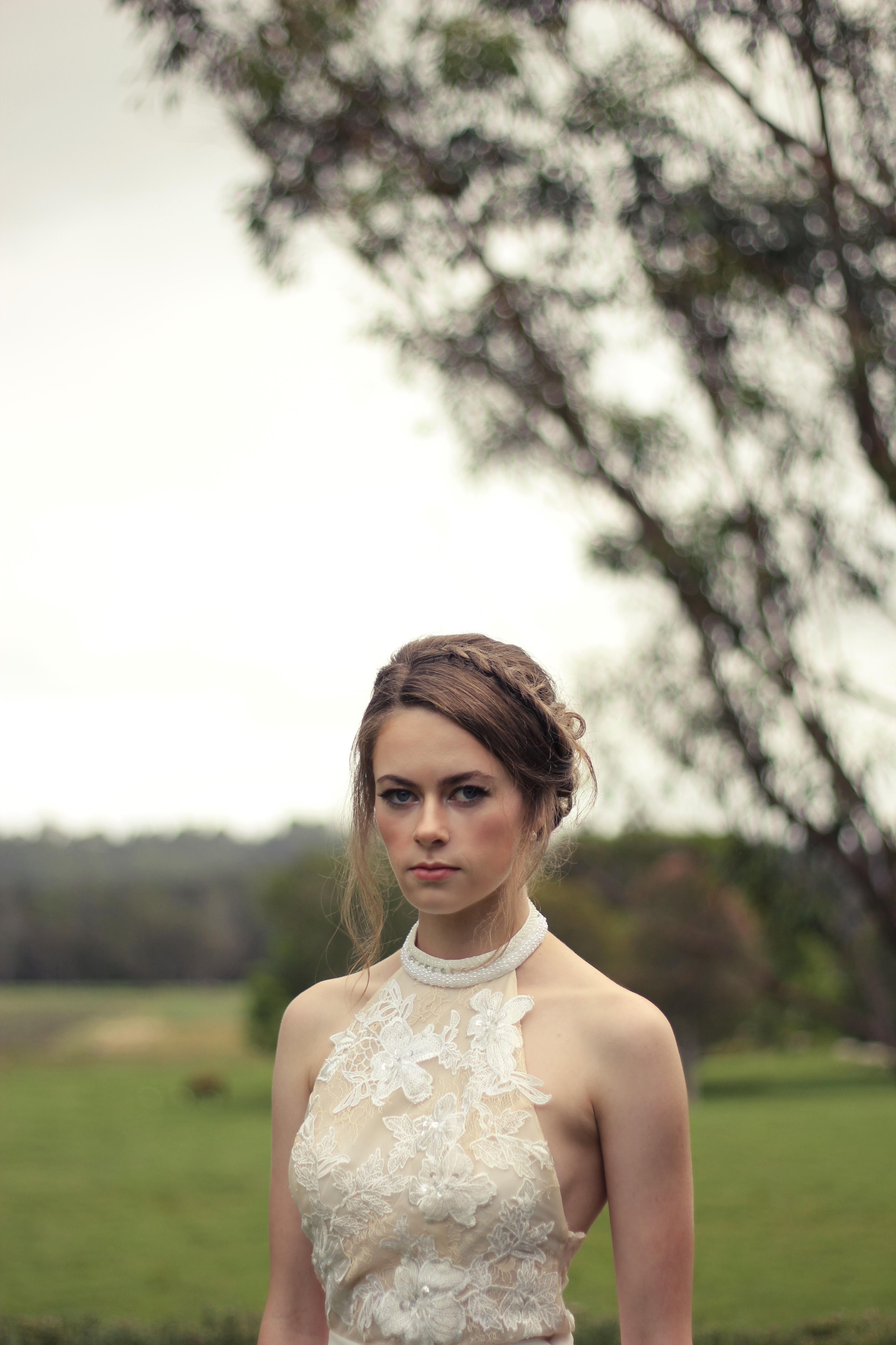 Gratis Afbeeldingen Meisje Vrouw Haar Bloem Model