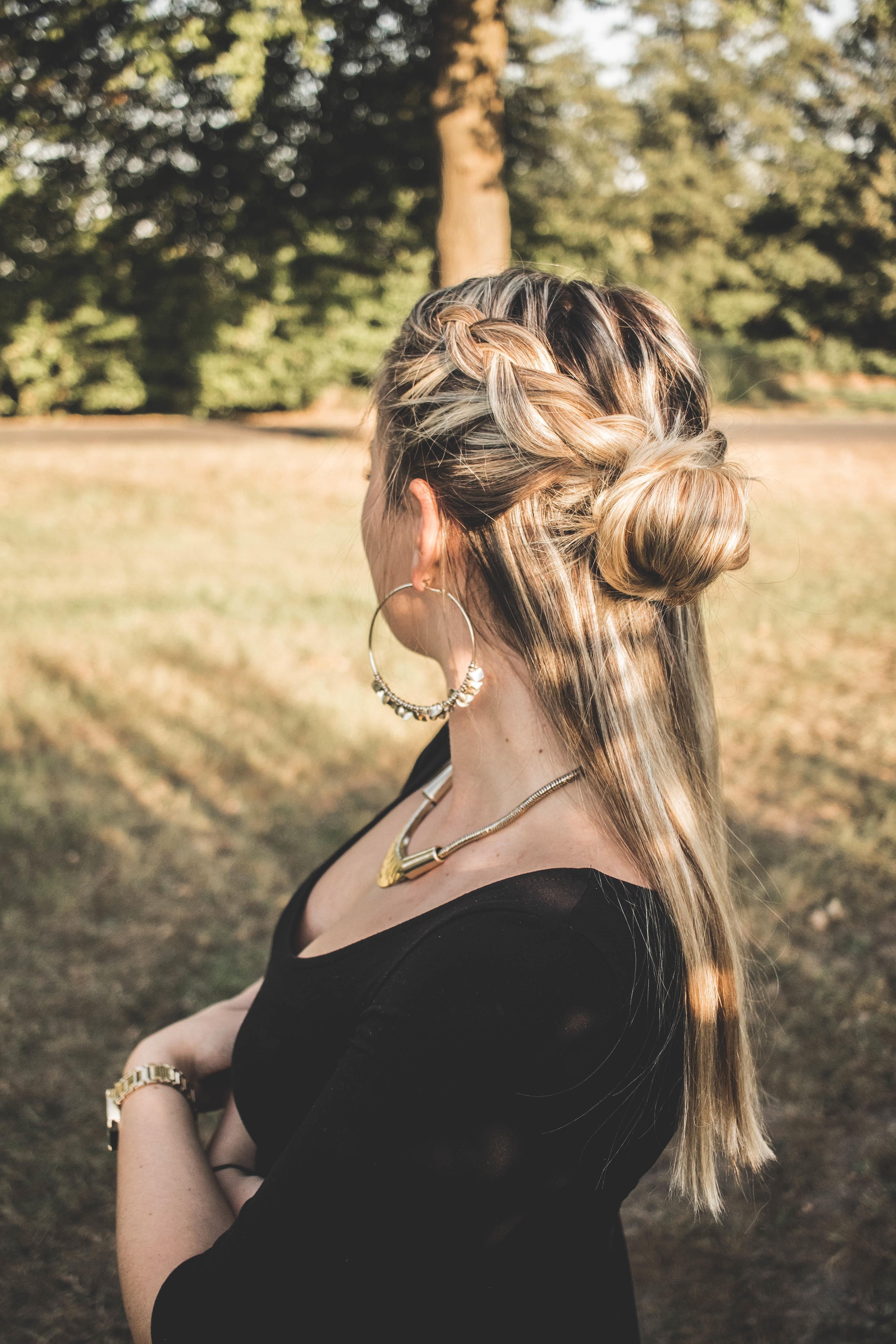 Kostenlose foto : Mädchen, Frau, Haar, Porträt, Modell-, Frühling