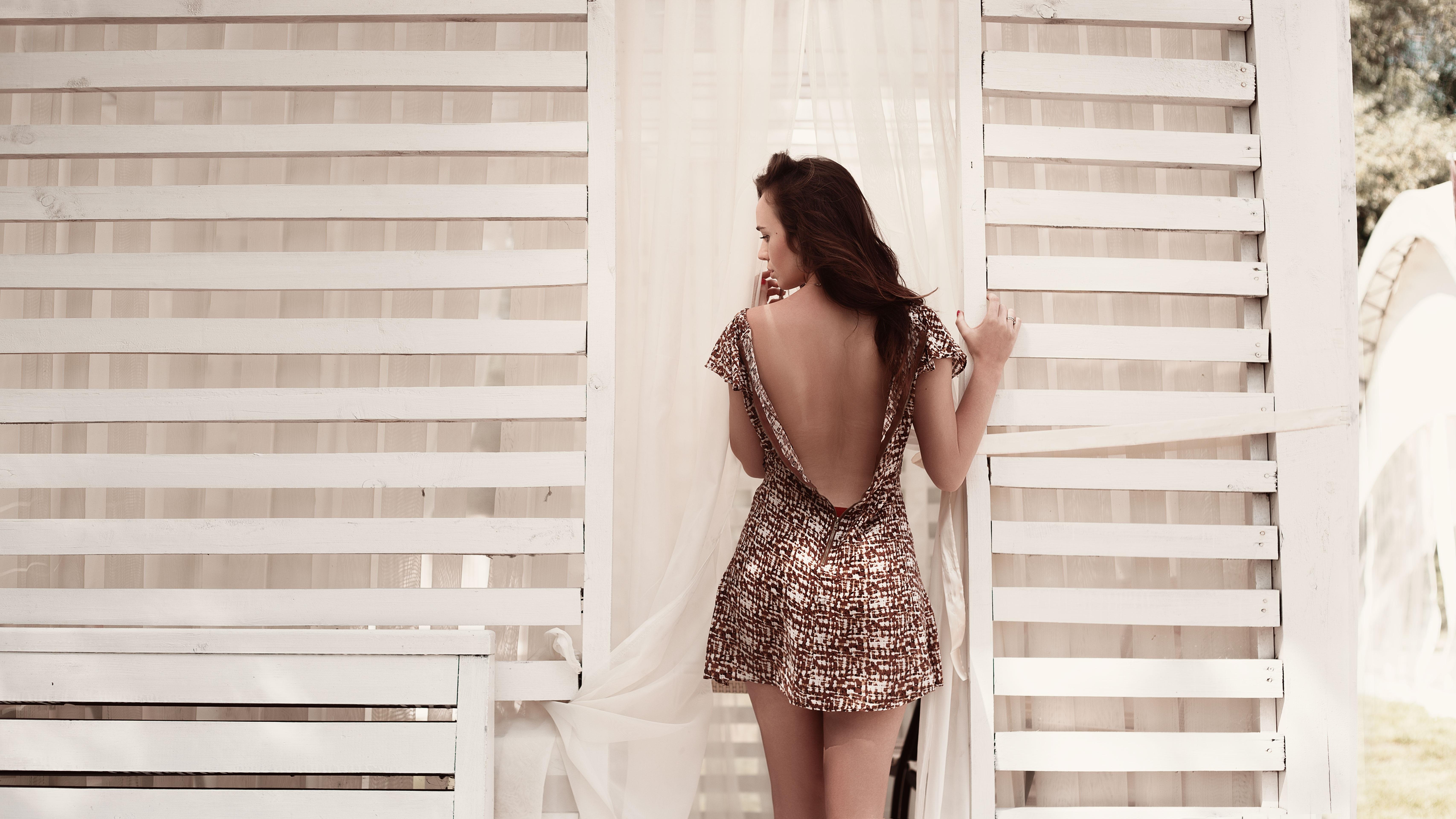 Beautiful sexy back