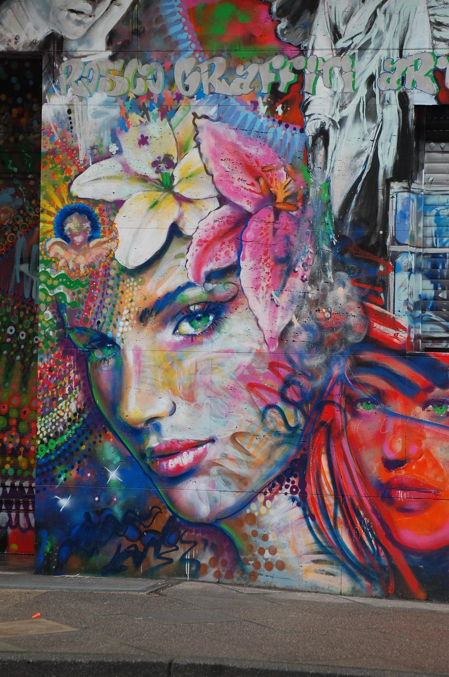 Images Gratuites Fille Blanc Mur Portrait