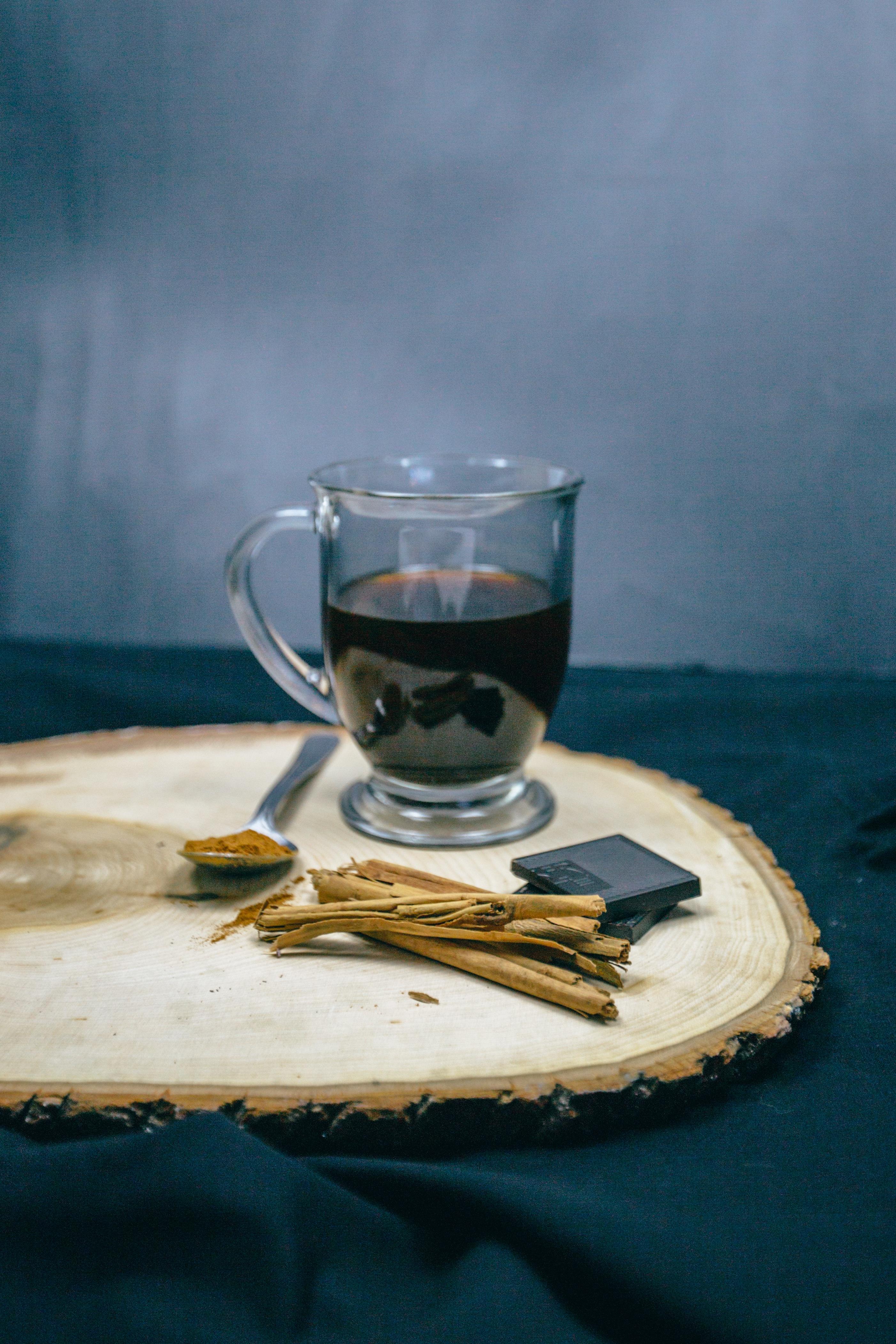 Fotoğraf Bardak Fincan Içki Mavi Kahve Fincanı Boyama Sanat