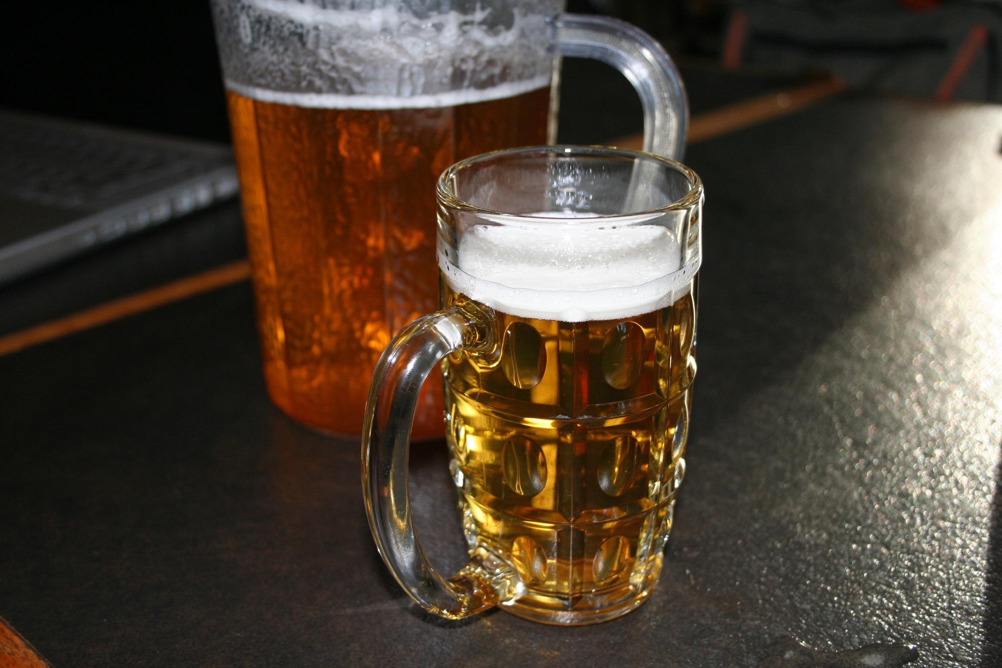 Картинки со стаканом пива